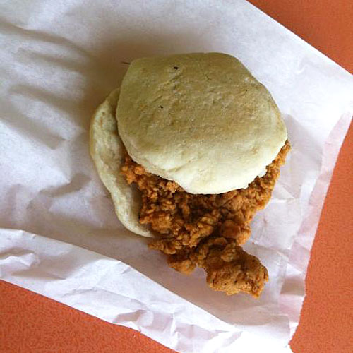 The Biscuit Pit | Grenada, Mississippi