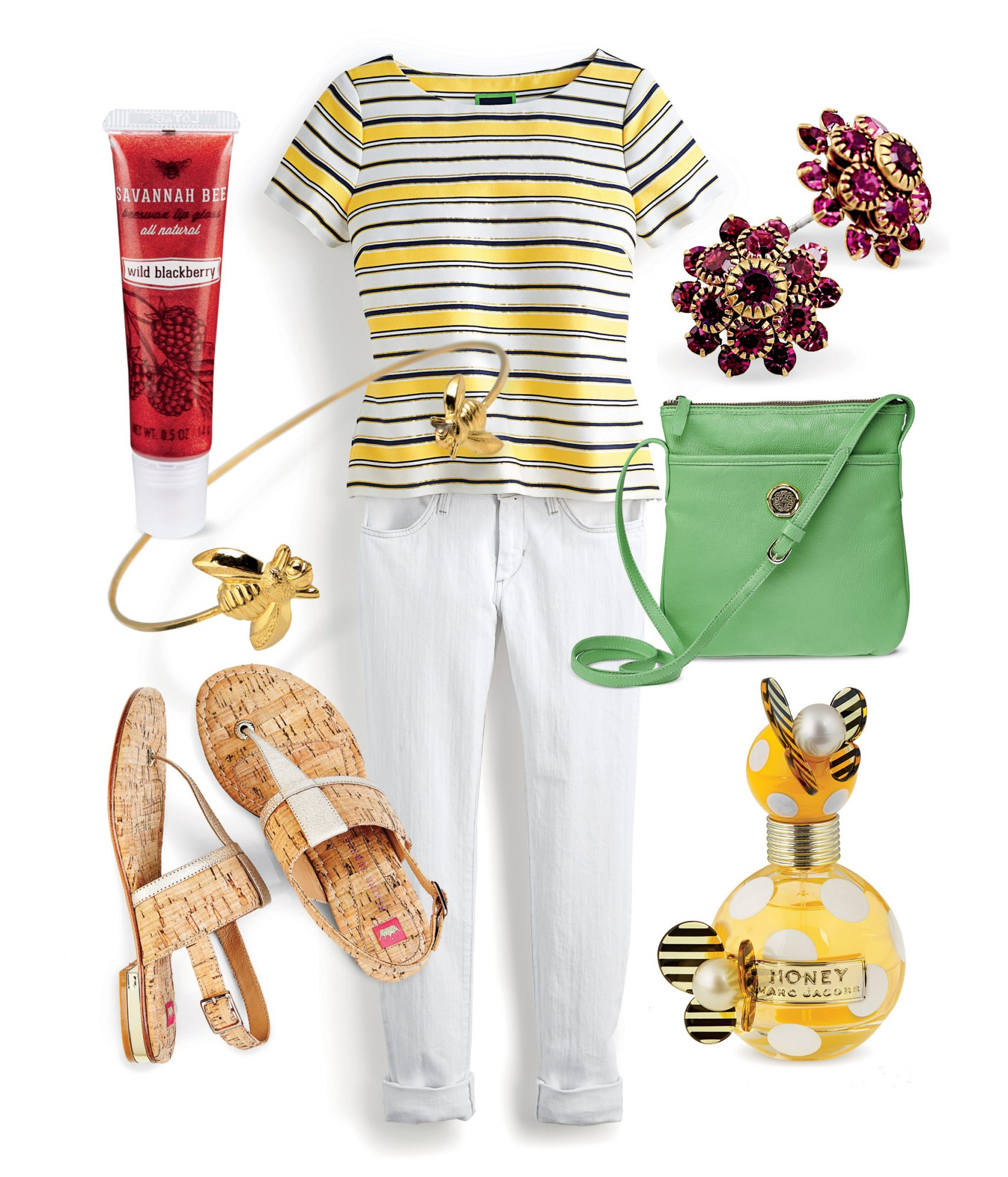 Buzzworthy China Plate Outfit