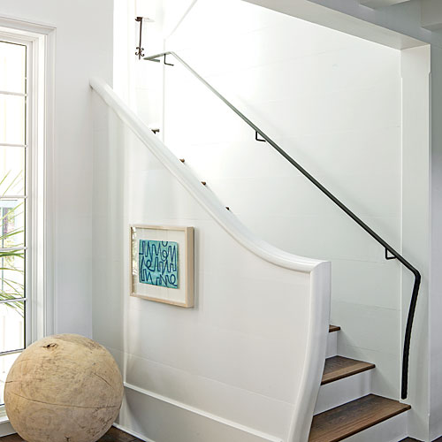 Palmetto Bluff Staircase After