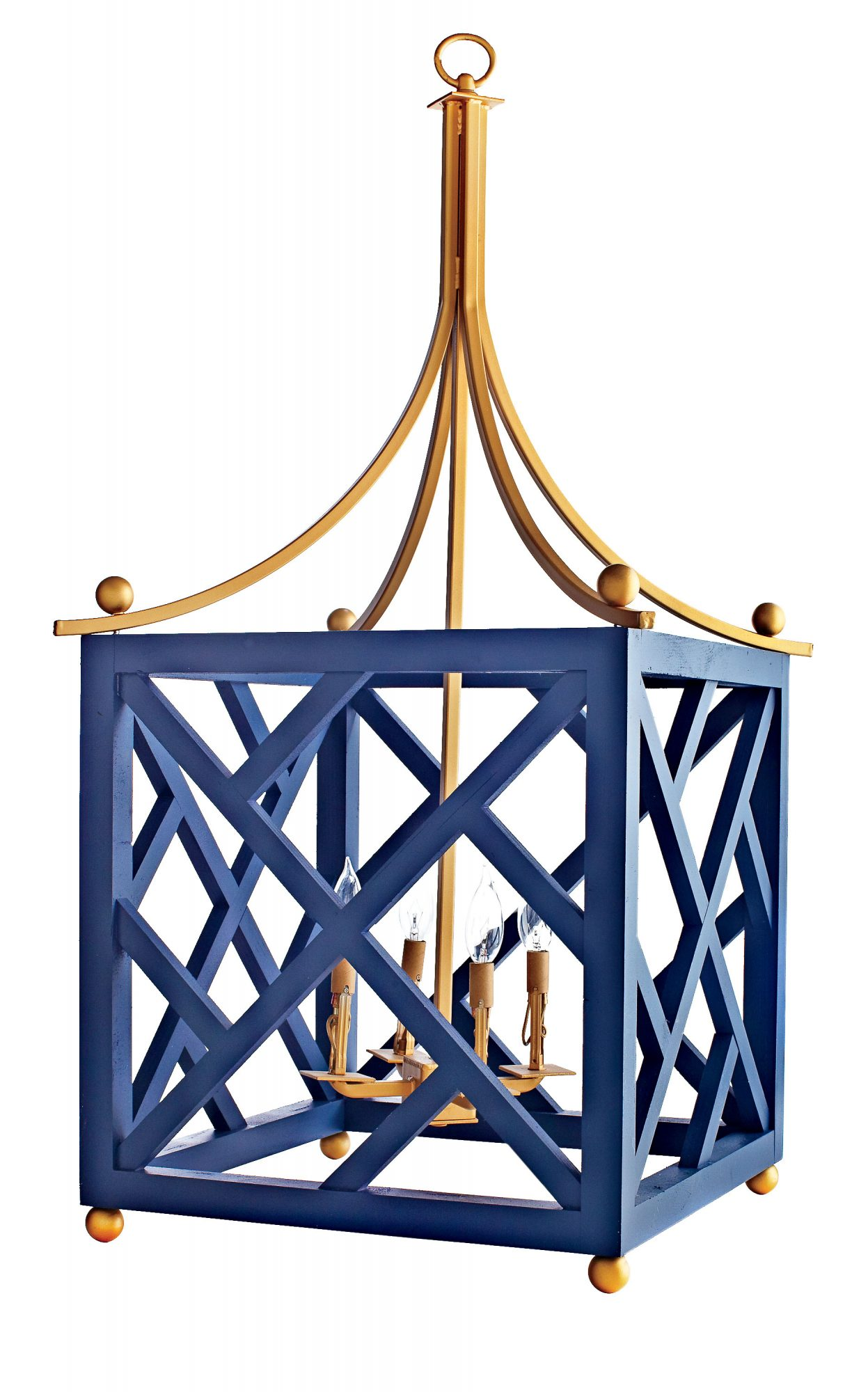 Lowcountry Originals Chippendale Lantern