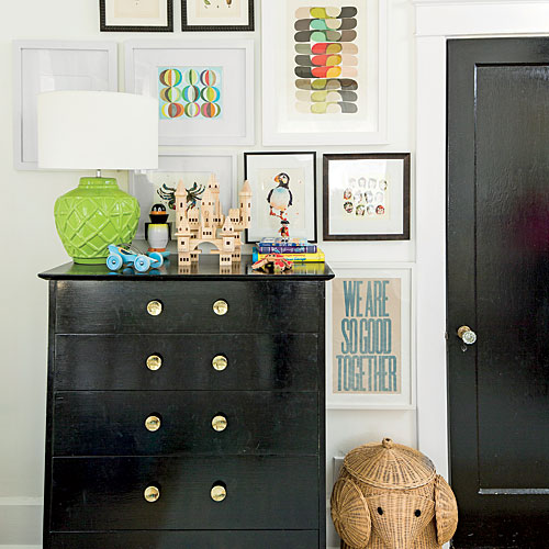 Lindsey Ellis Beatty Boys' Room Dresser