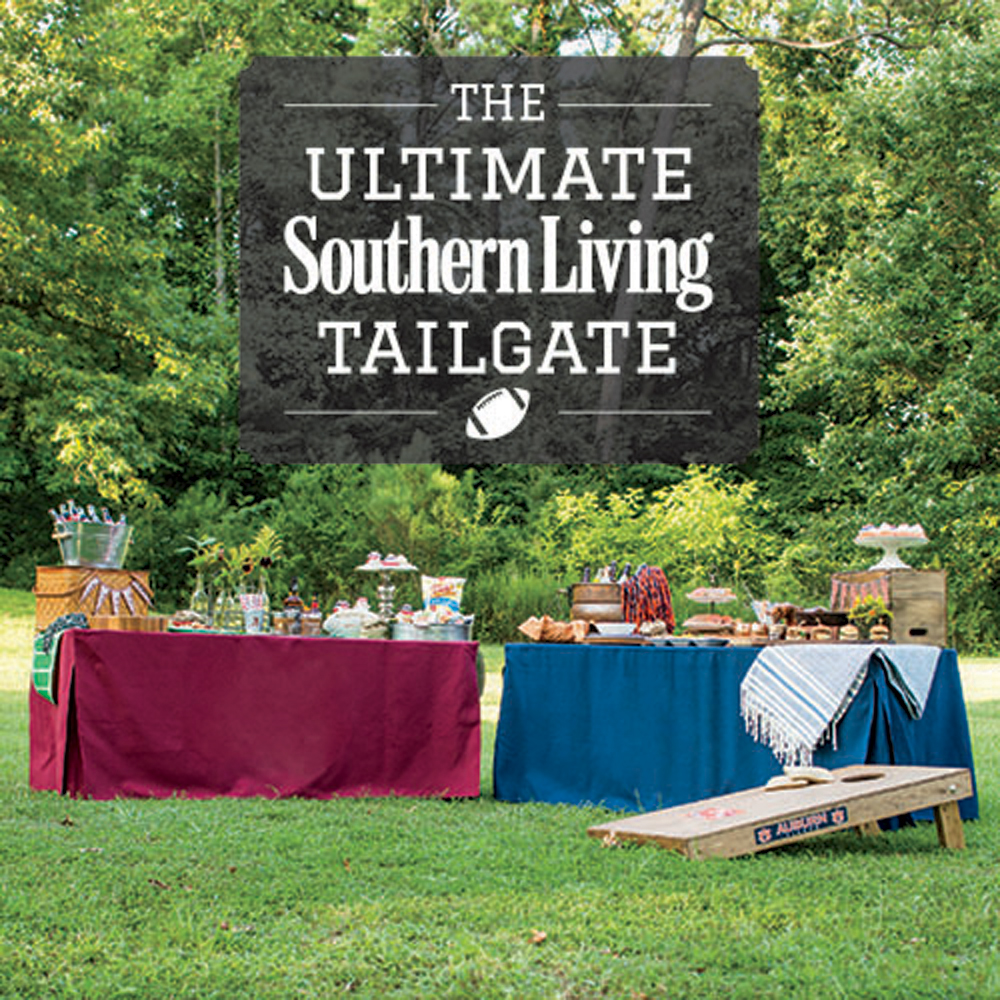 The Ultimate Southern Tailgate