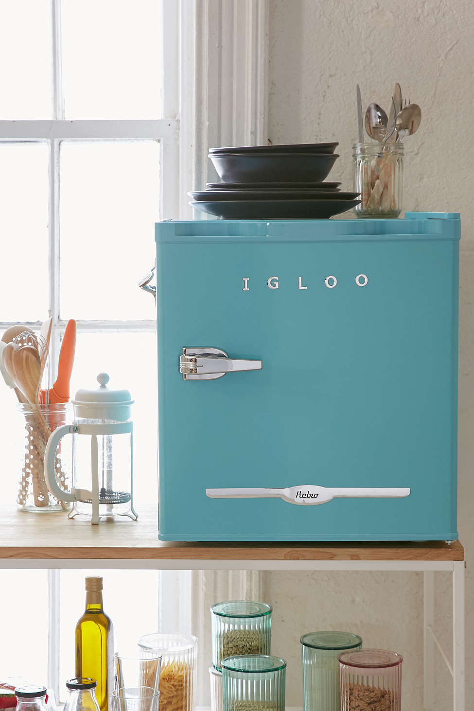 Igloo Mini Refrigerator