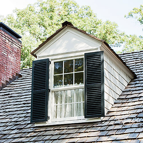 Build Detailed Dormers