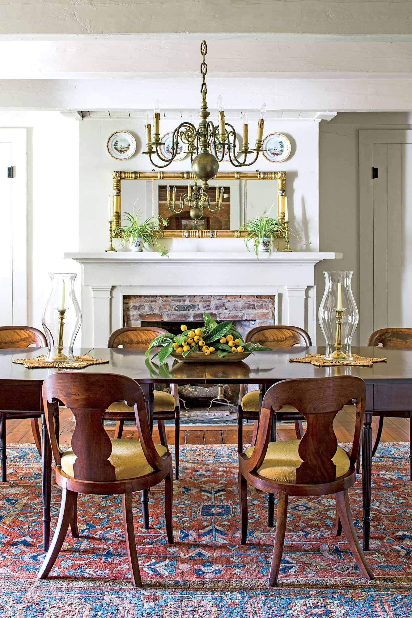 The LeJeune House Dining Room