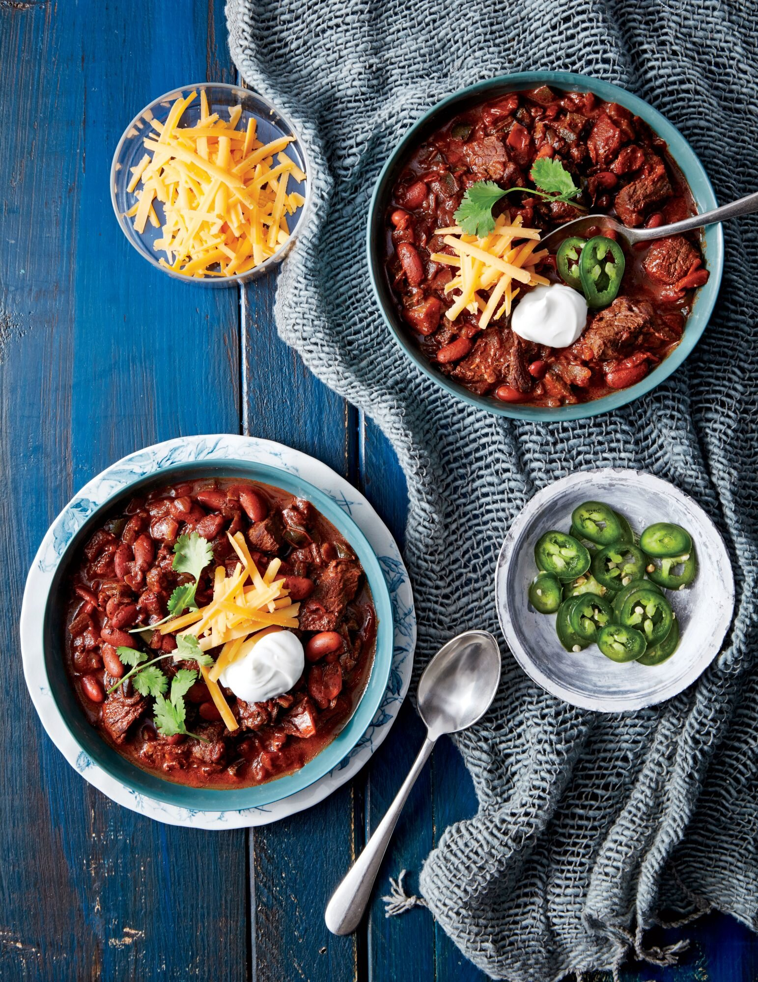 Pressure Cooker Beef And Bean Chili Recipe Southern Living