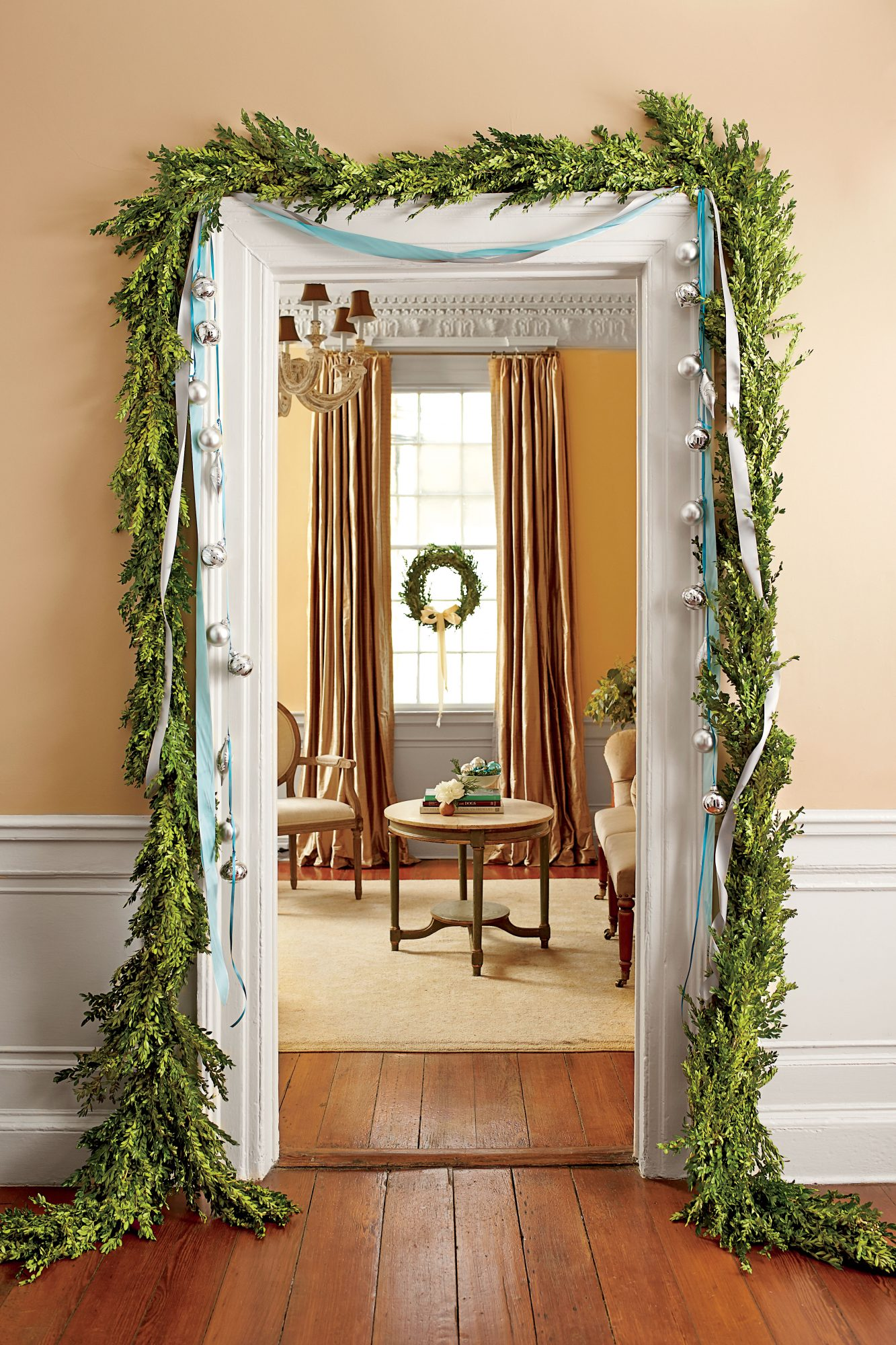 Doorway Christmas Garland