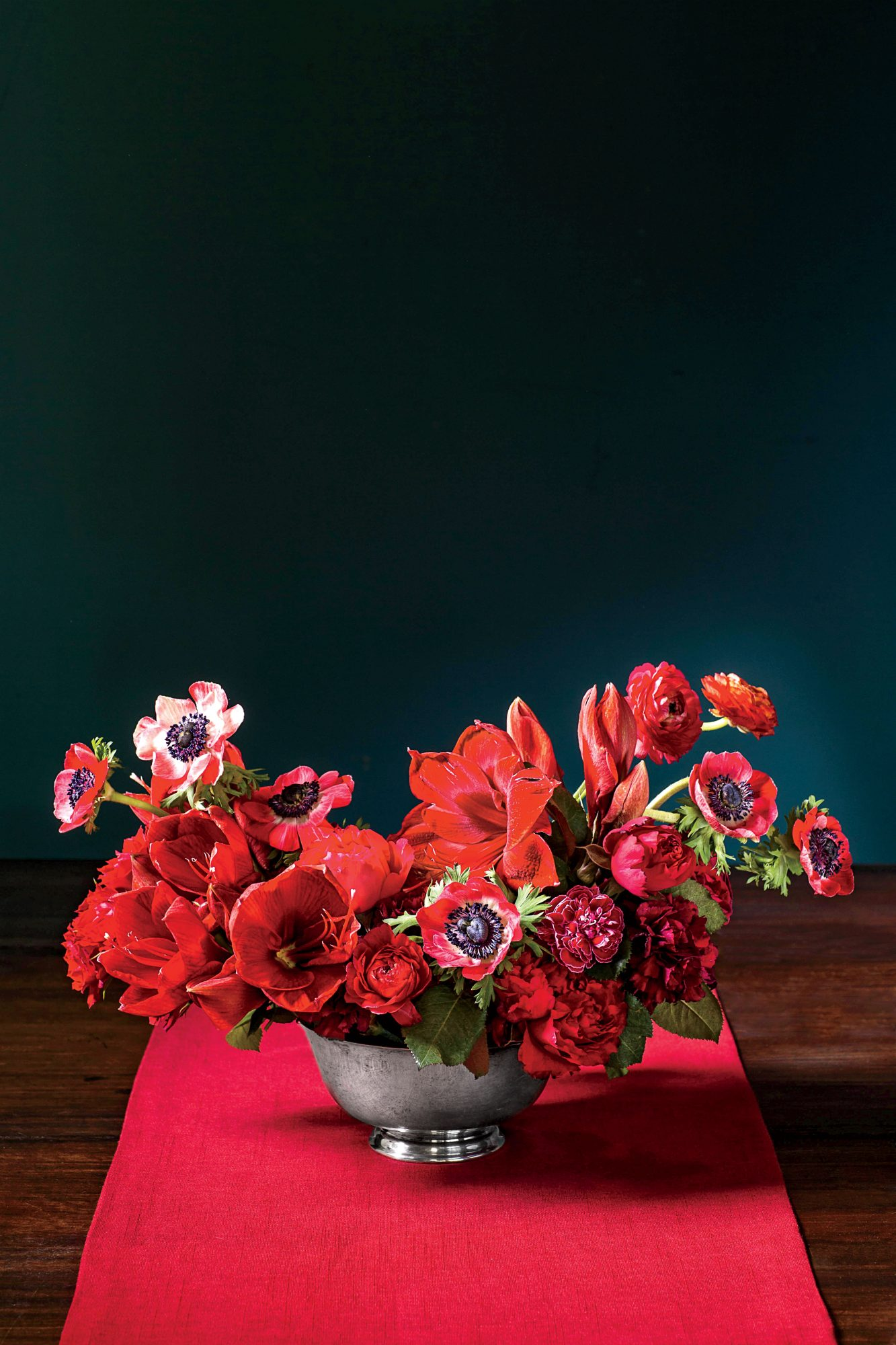 Red Punch Floral Arrangement