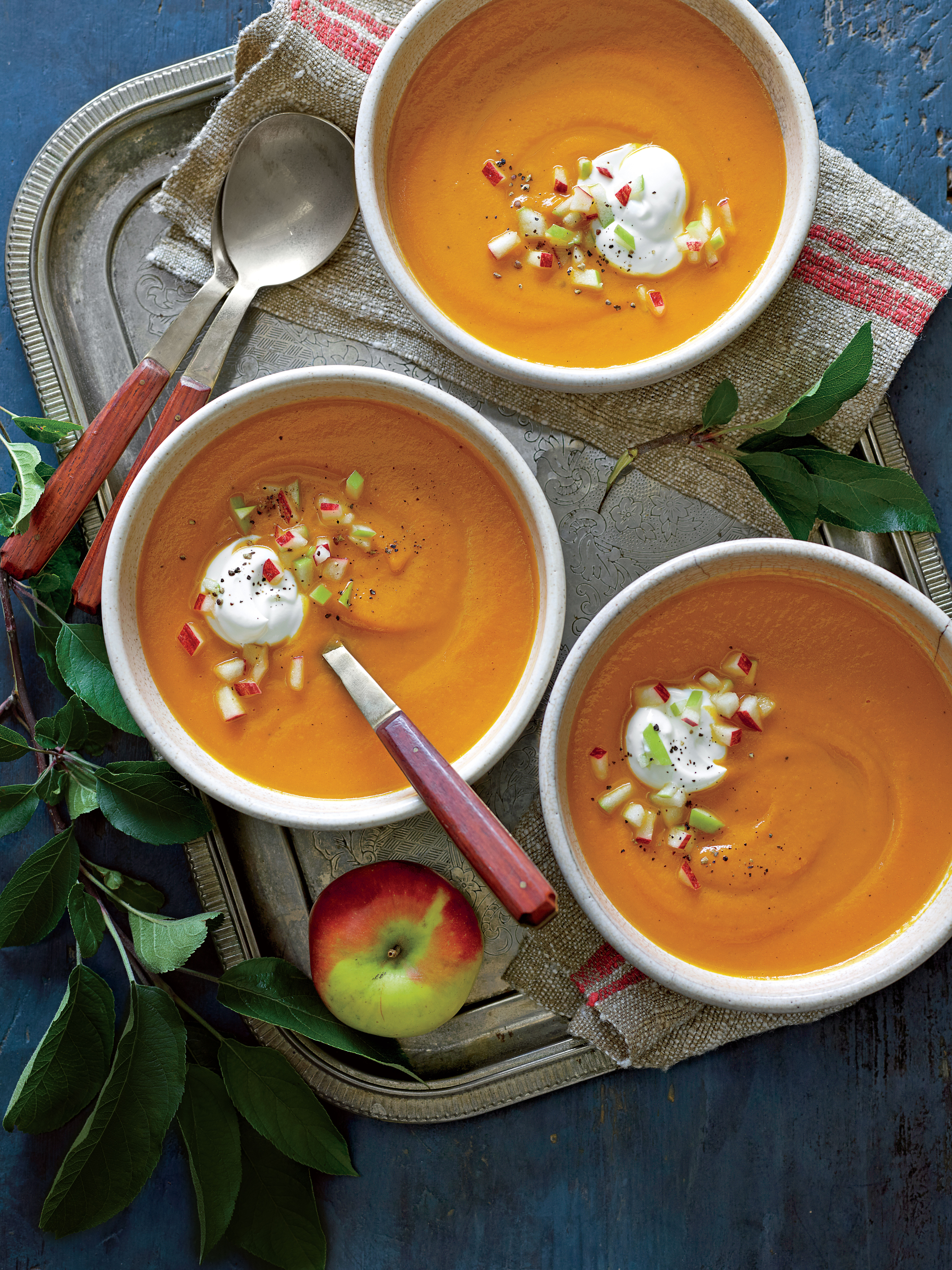 Carrot-Apple Soup