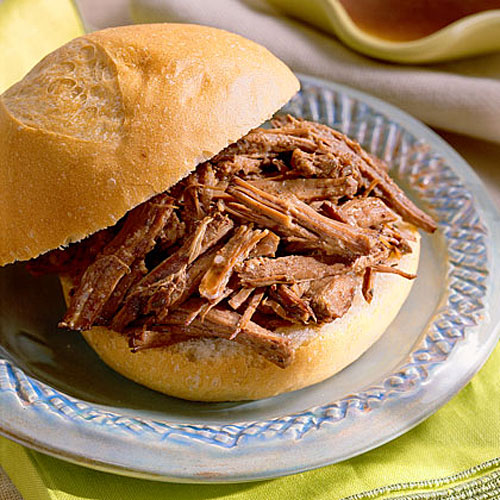 Slow Cooker Recipes: French Dip Sandwiches Recipes