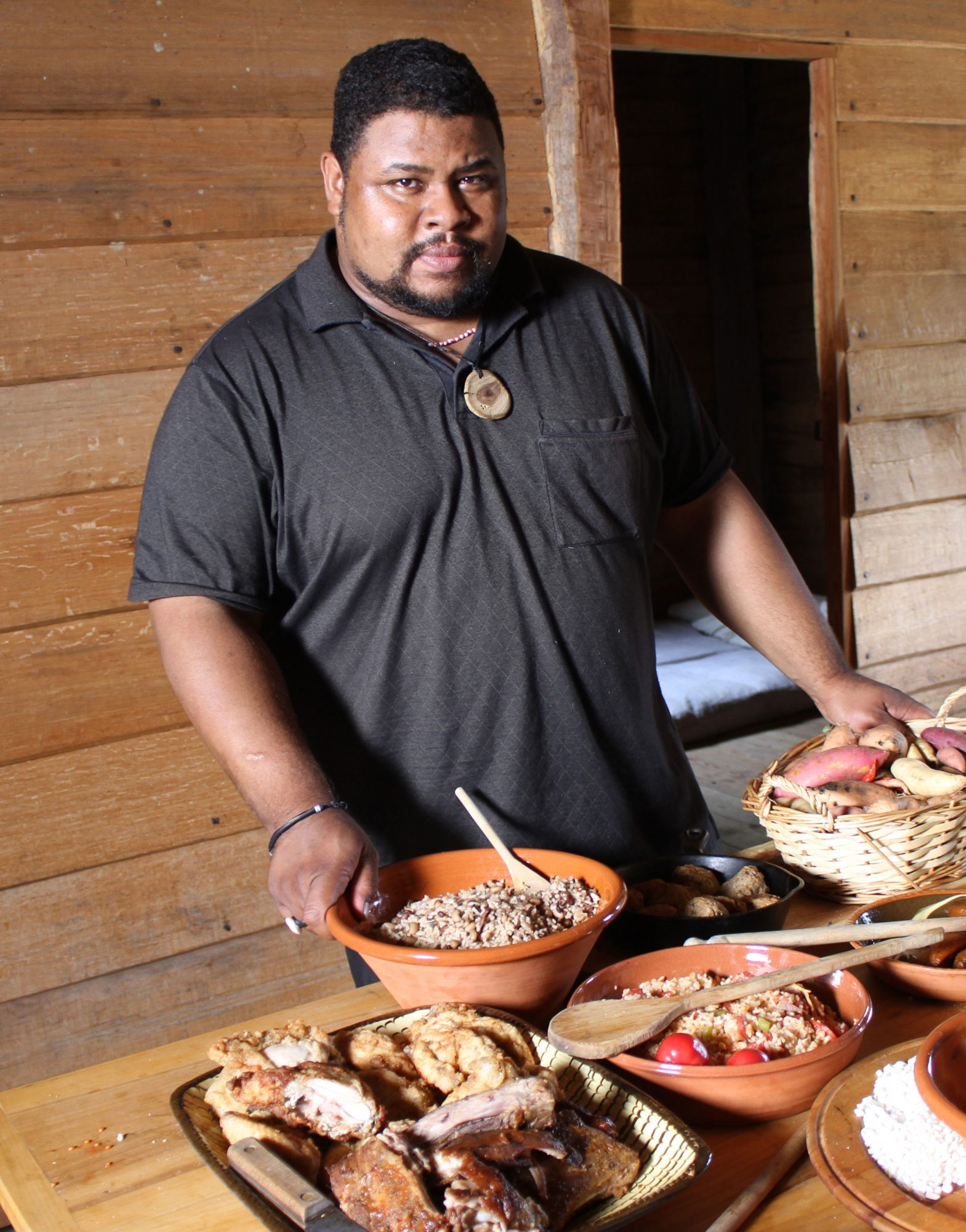 Michael Twitty, Afroculinaria