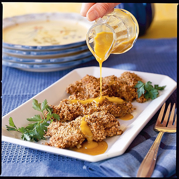Top-Rated Main Dishes: Honey-Pecan Chicken Thighs