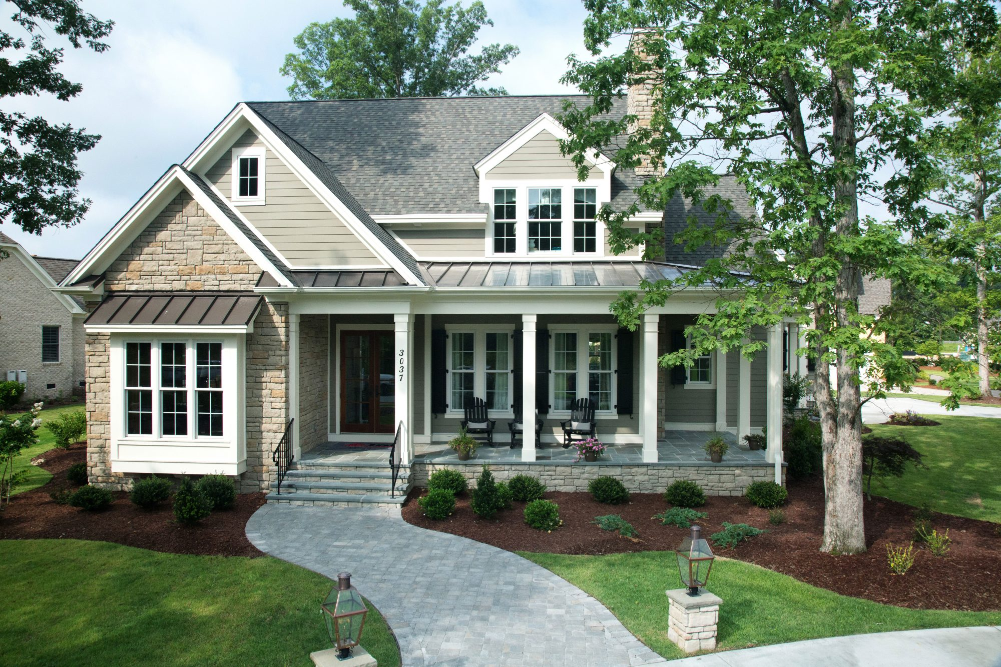 TAB Premium Built Homes Exterior
