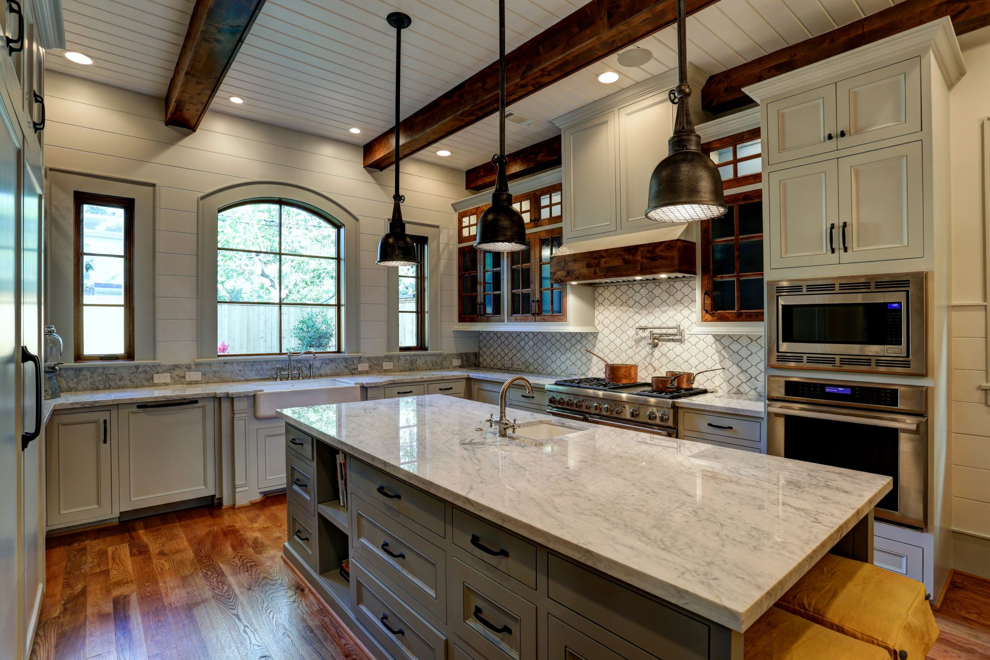 Stone Acorn Kitchen