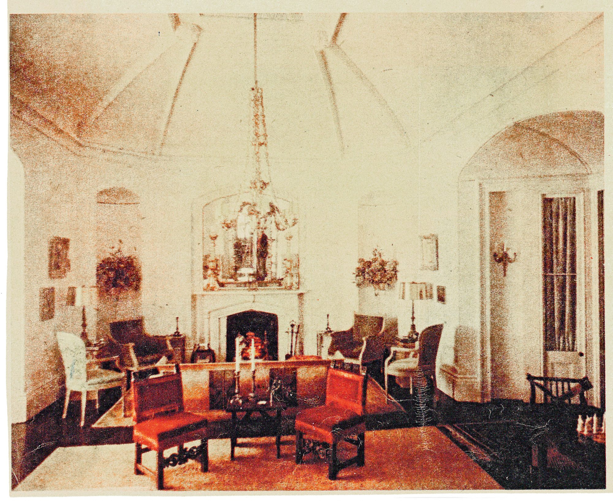 The Drawing Room 1954