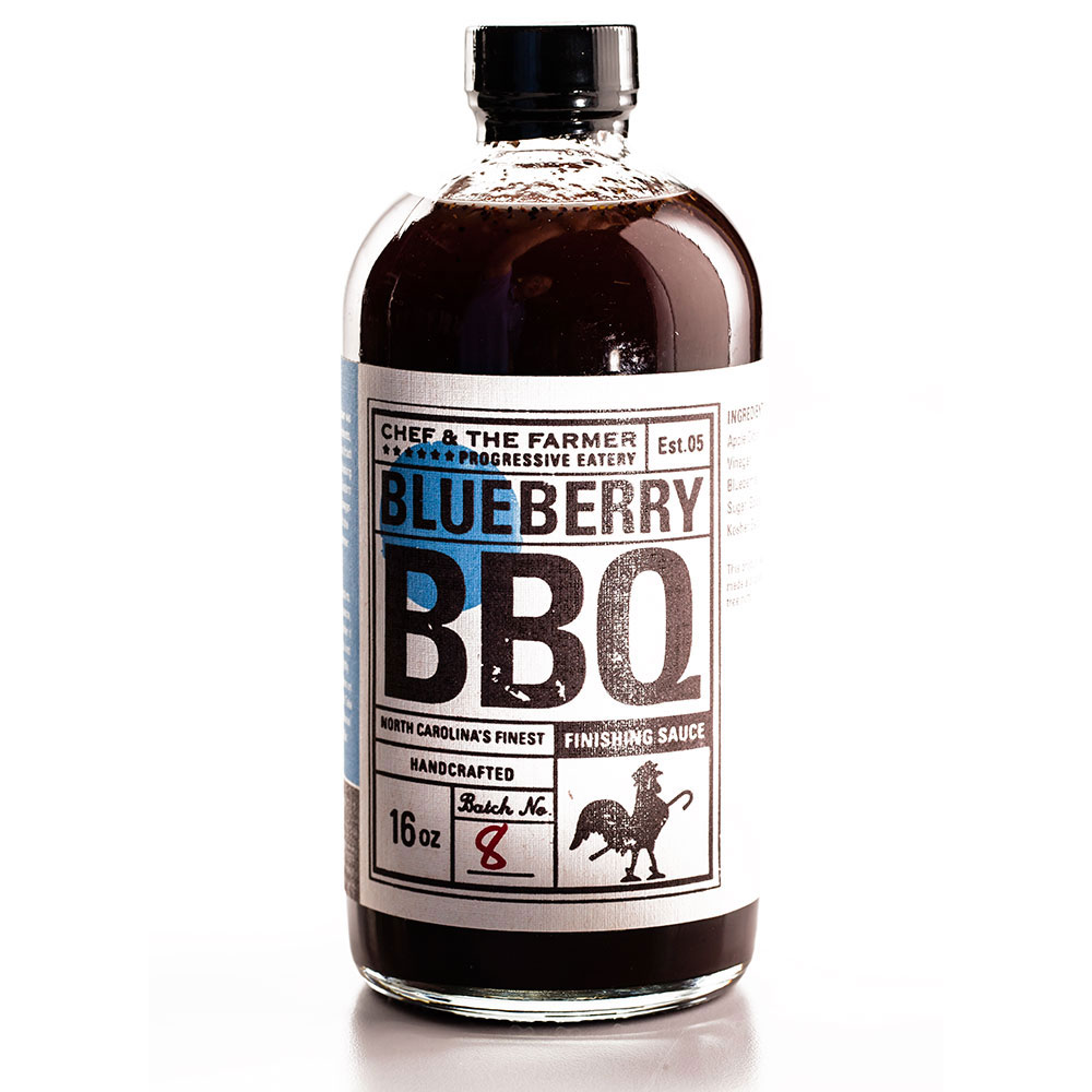 The Chef and the Farmer BBQ Sauce