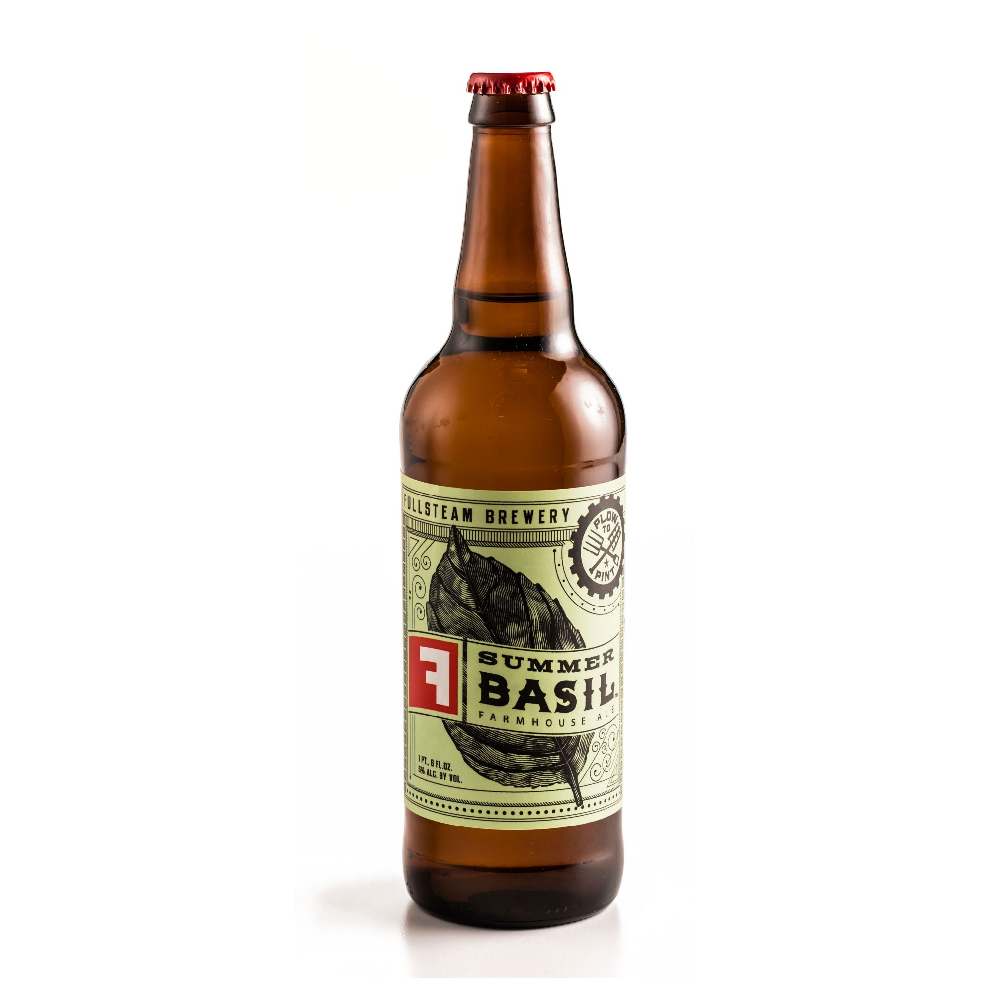 Fullsteam Basil Farmhouse Ale