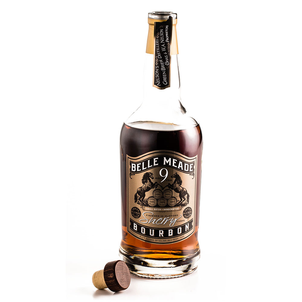 Belle Meade Bourbon Sherry Cask Finish