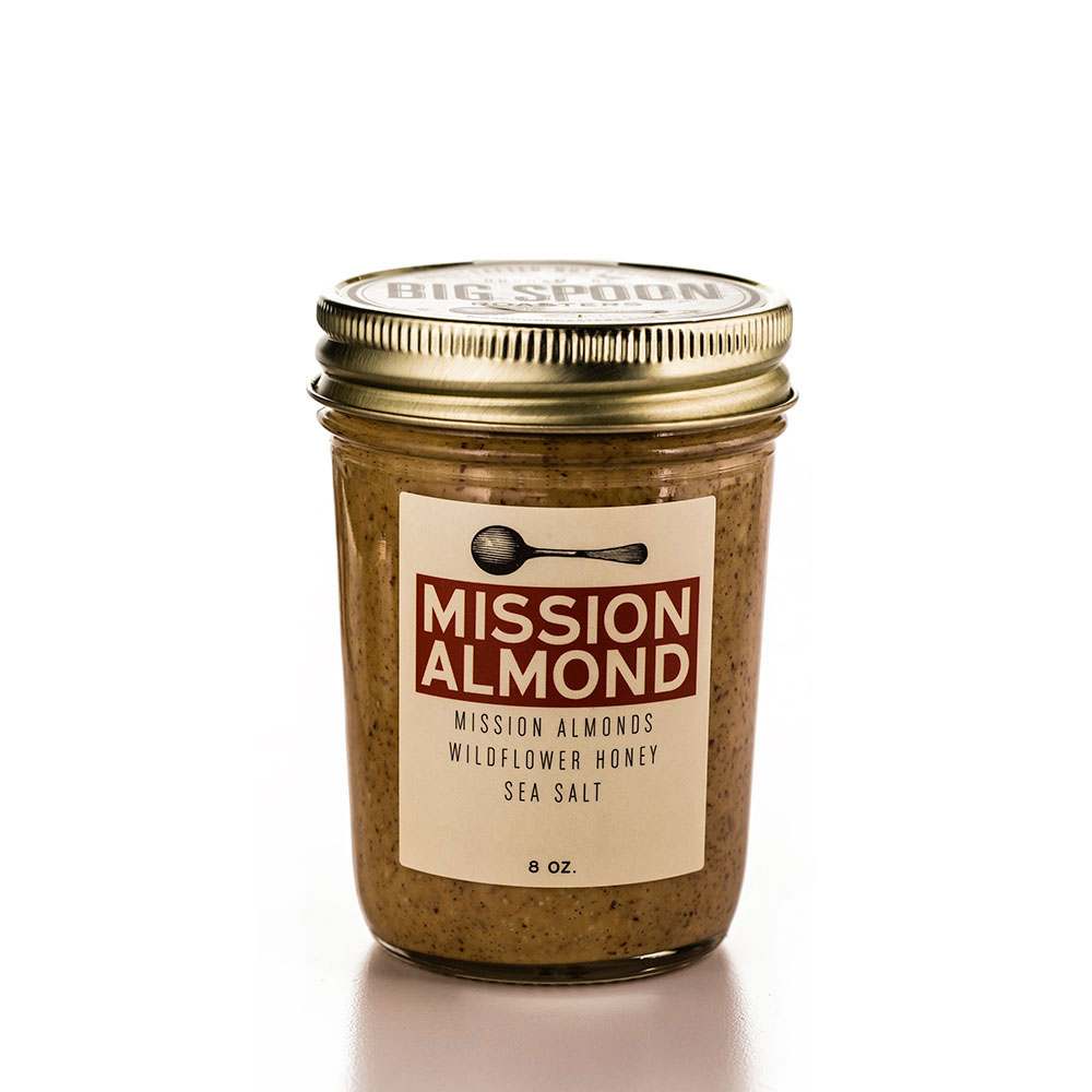 Big Spoon Roasters Mission Almond Butter