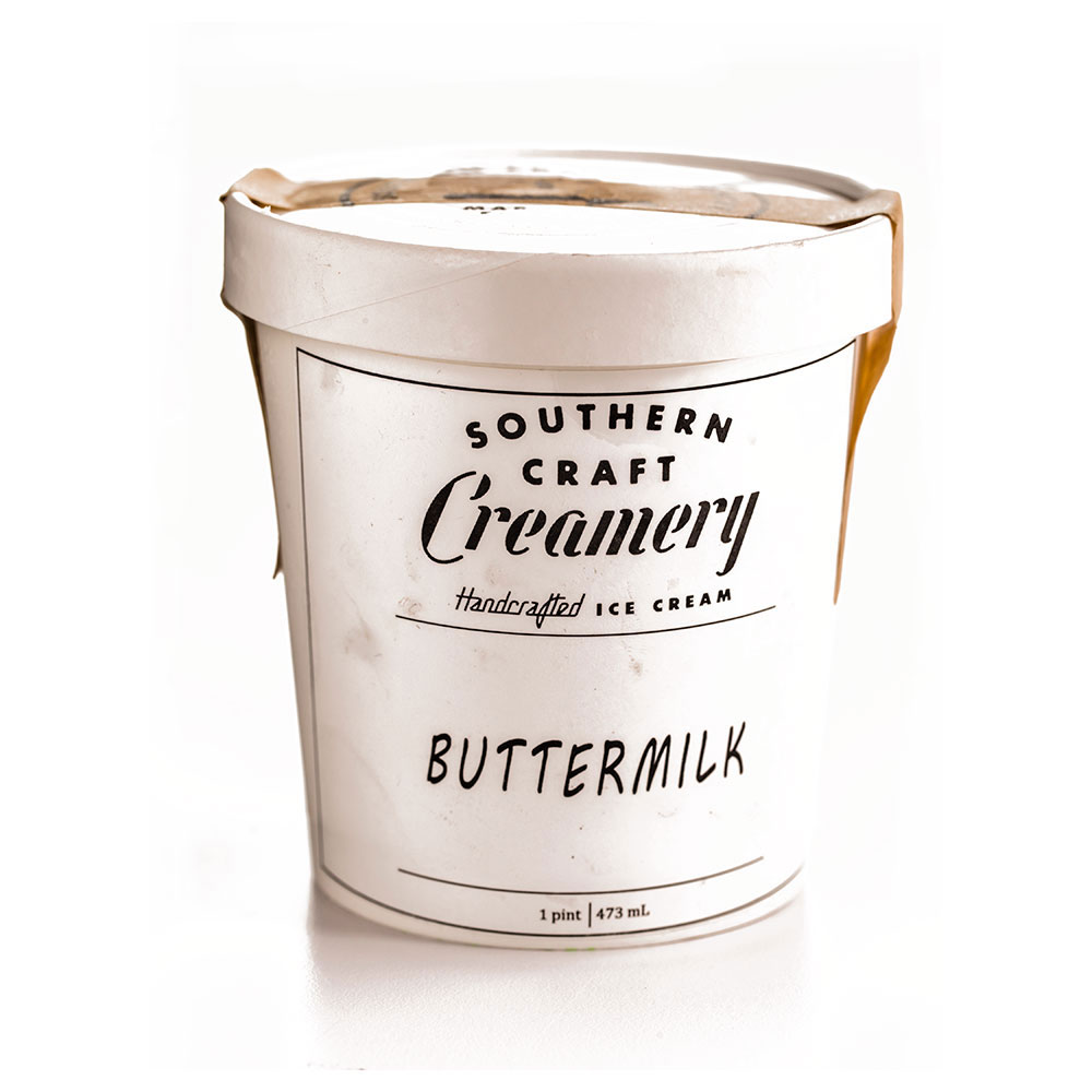 Buttermilk Ice Cream