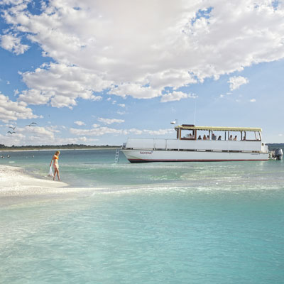 Charter Cruise to Cayo Costa State Park