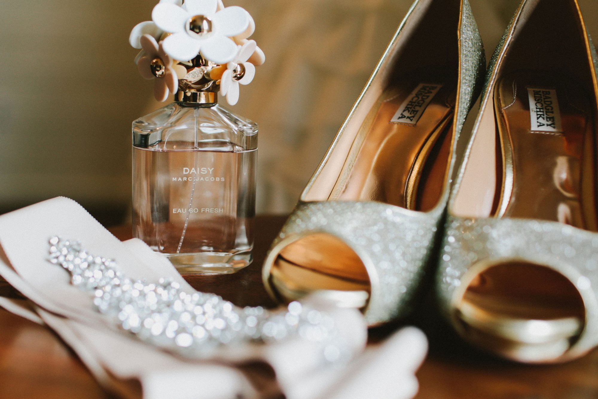 The Bride's Accessories