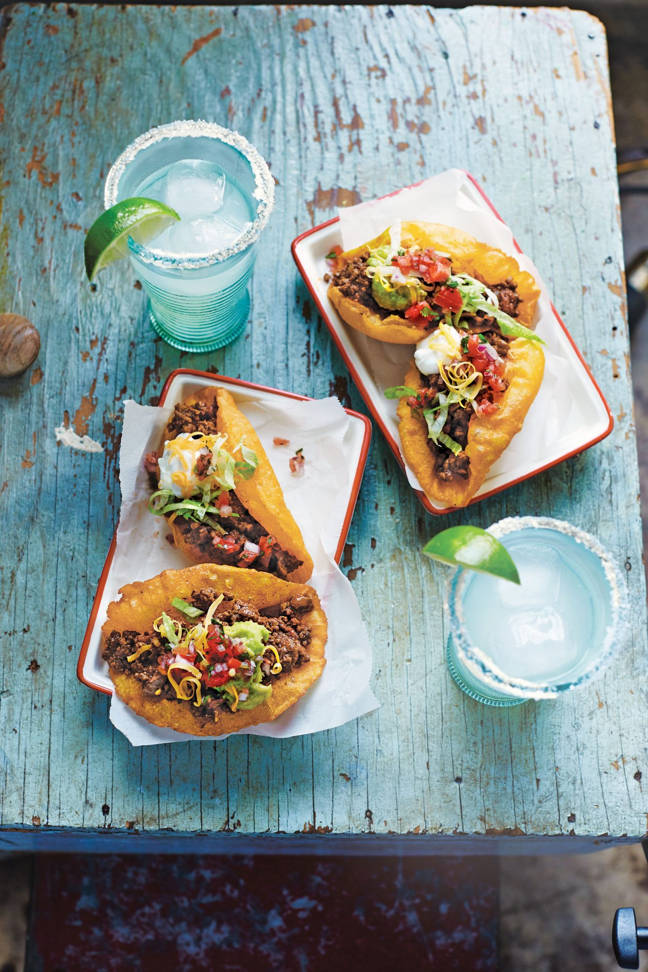 San Antonio Beef Puffy Tacos Recipe Southern Living