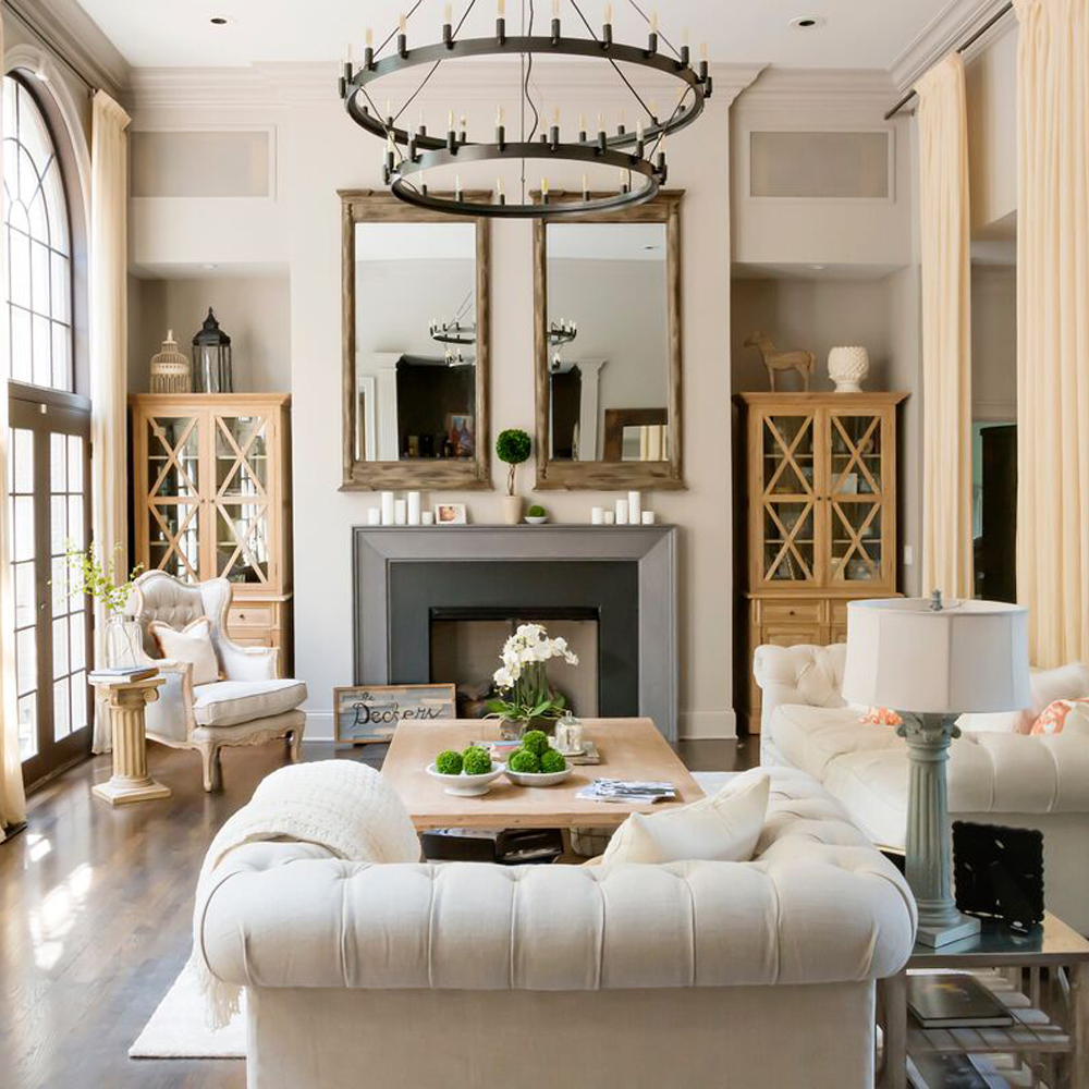 Jessie James Decker Living Room