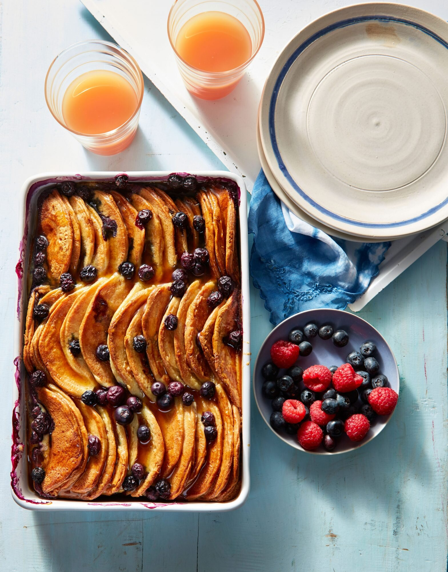 40 Summer Breakfast Ideas Made For Easy Entertaining Southern Living