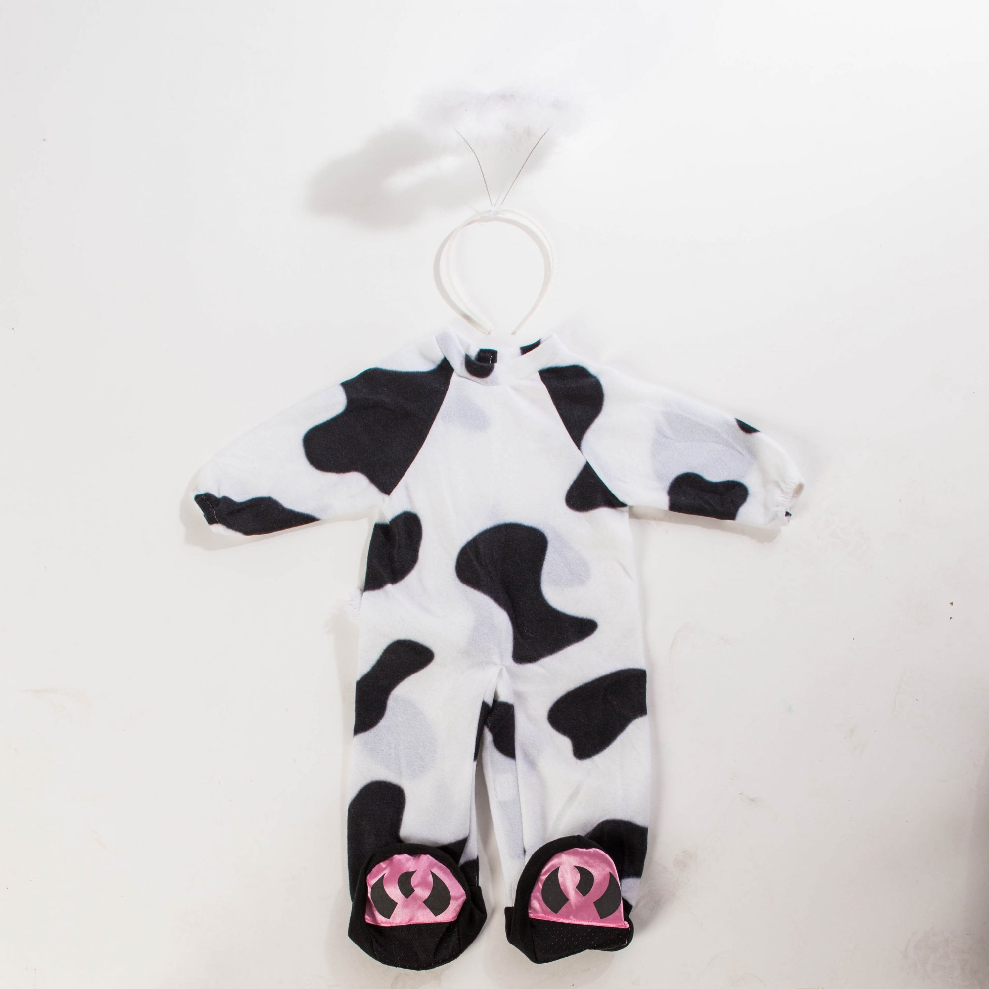 How To Make Holy Cow Costume