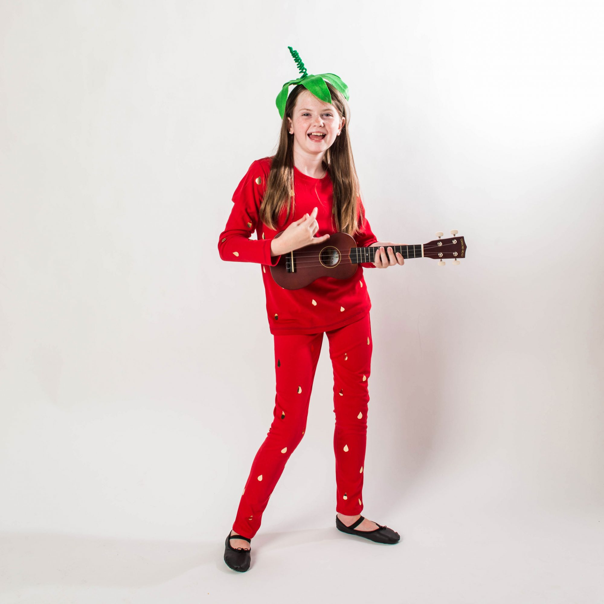 Strawberry Jam Costume