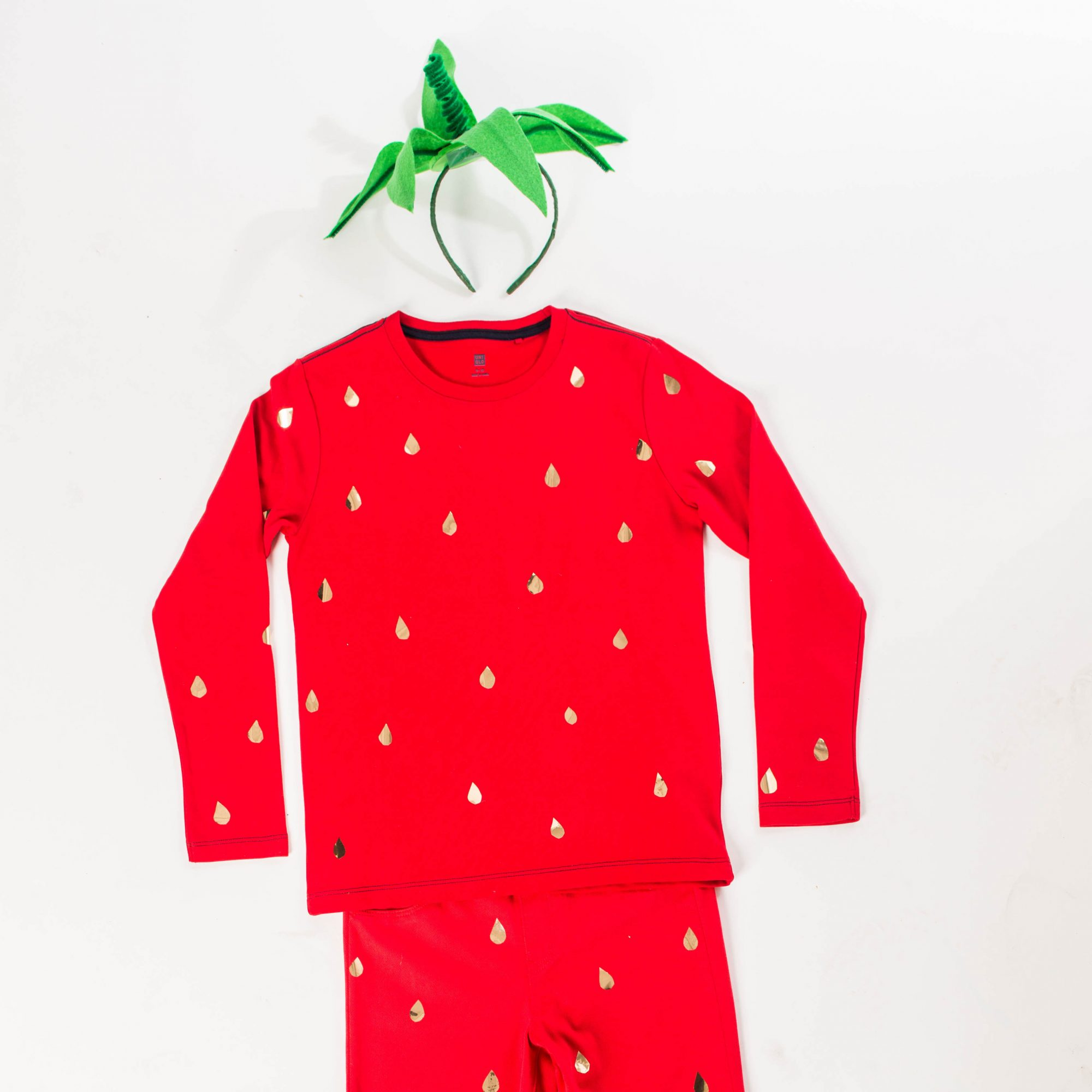 How To Strawberry Jam Costume