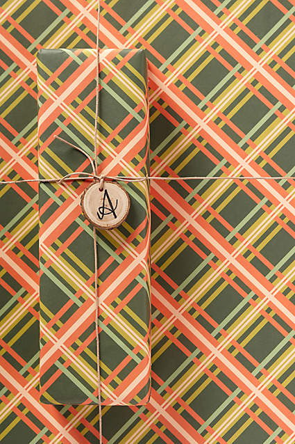 Parcel & Present Wrapping Sheets