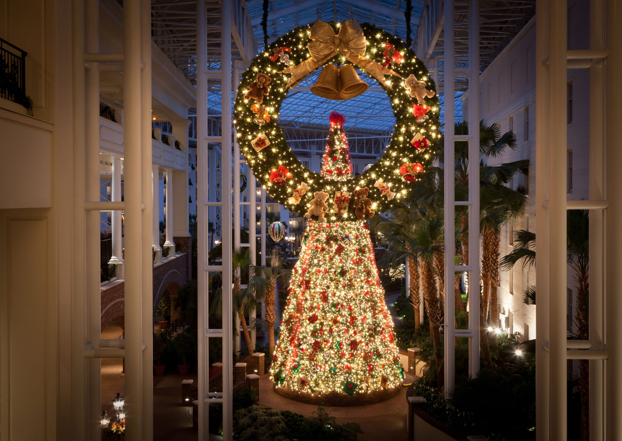 A Country Christmas at Gaylord Opryland Resort