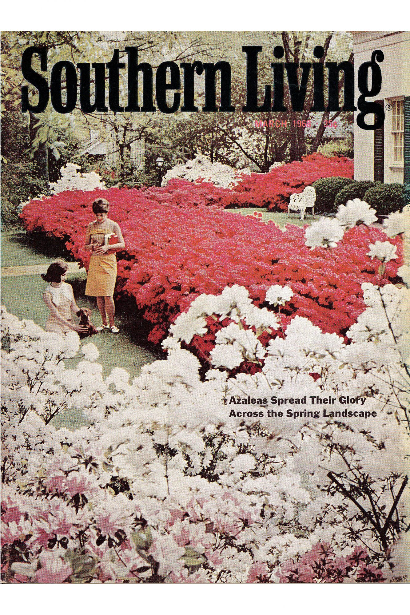 March 1968 Cover