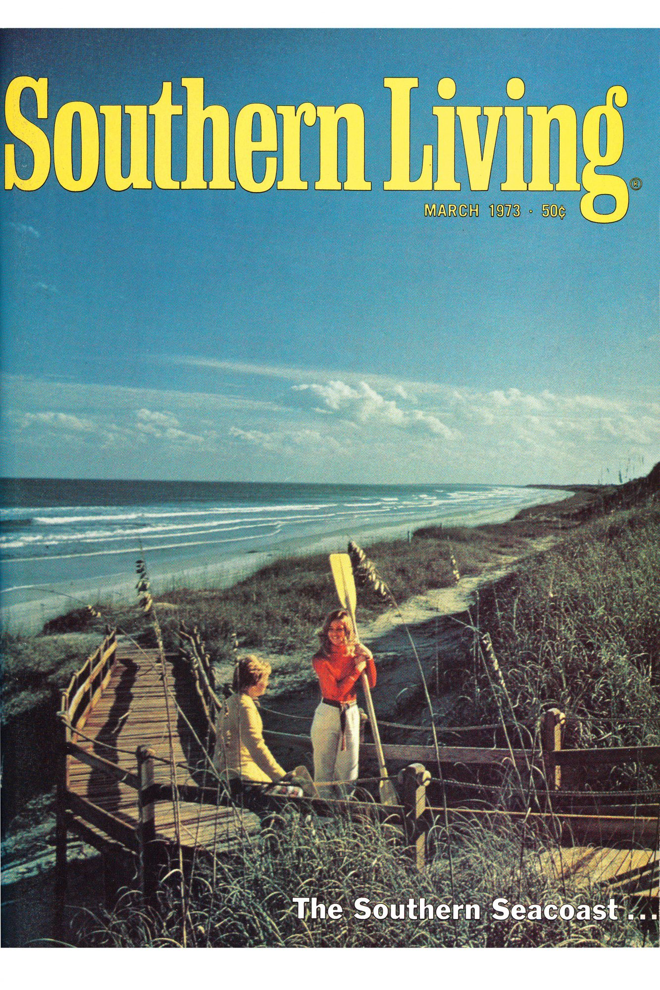 March 1973 Cover