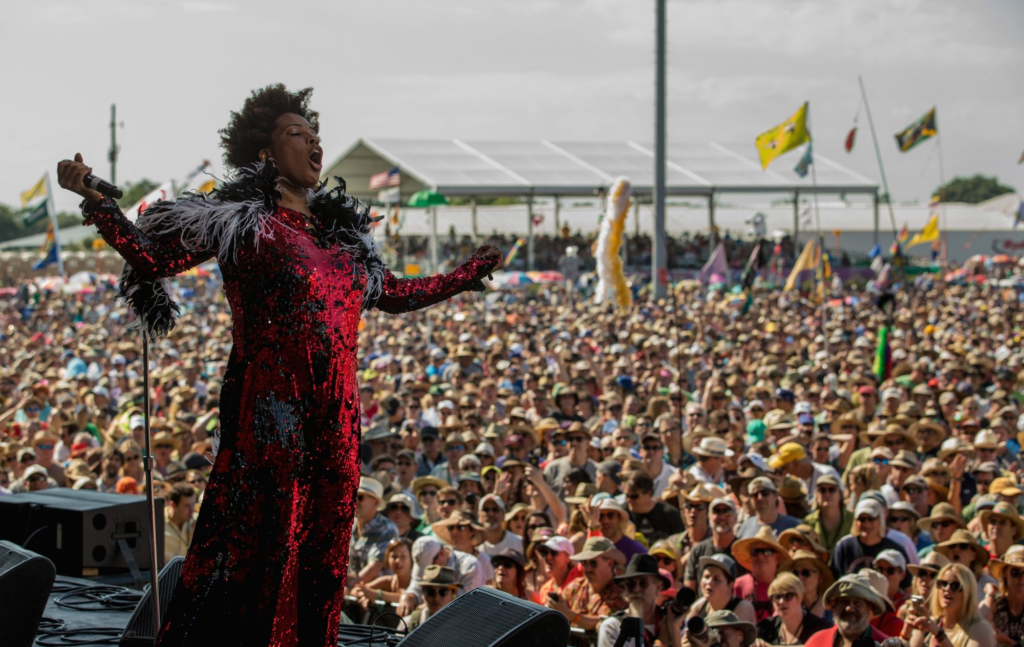 7. New Orleans Jazz & Heritage Festival presented by Shell