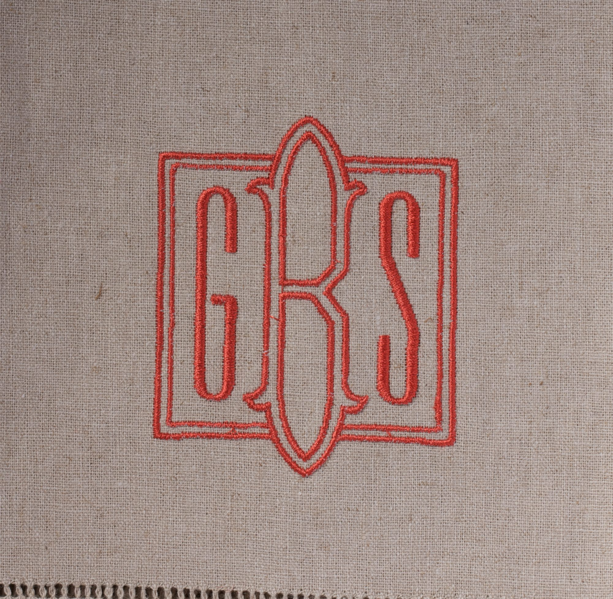 3. Our Monograms