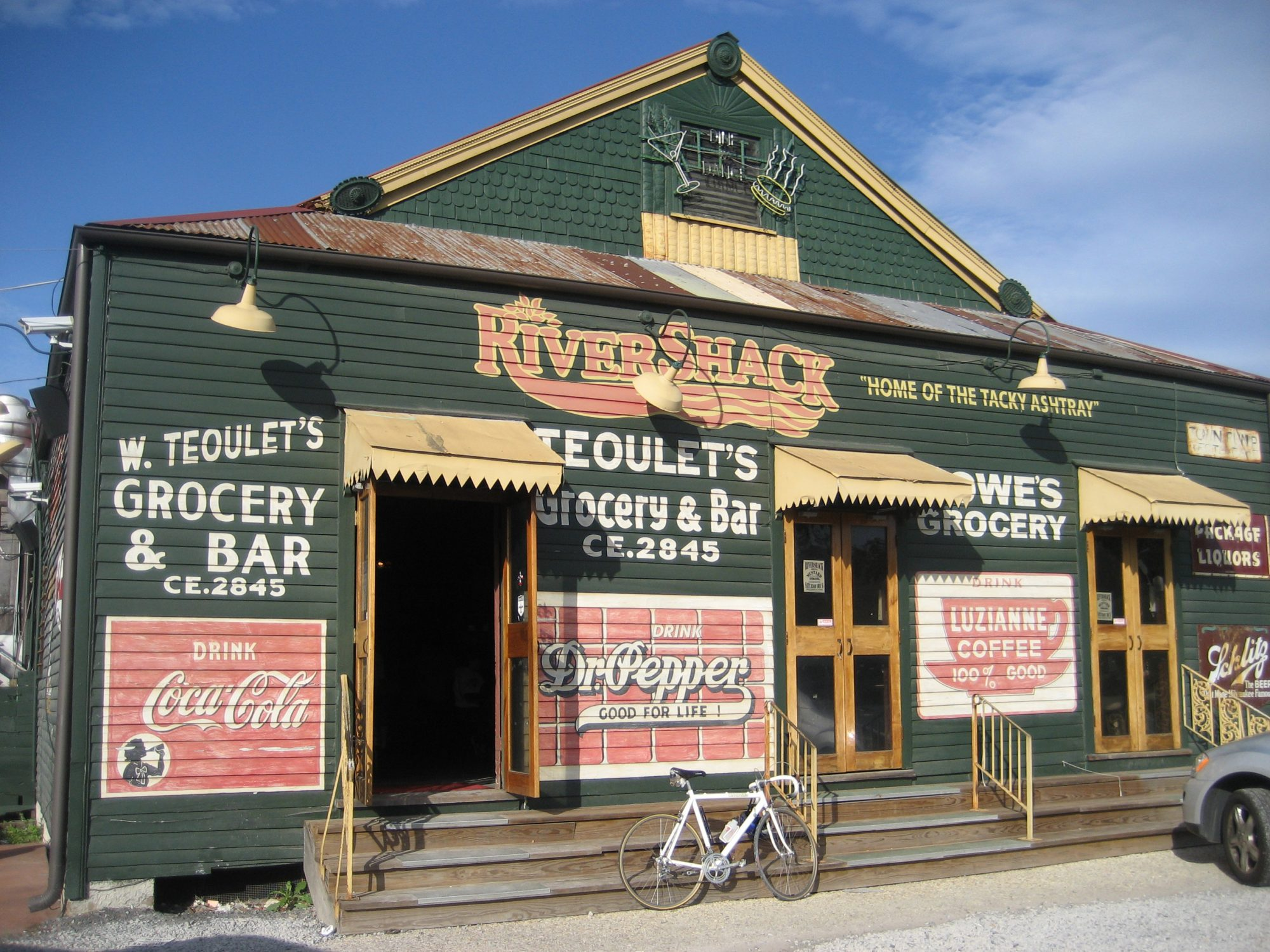 27. Rivershack Tavern