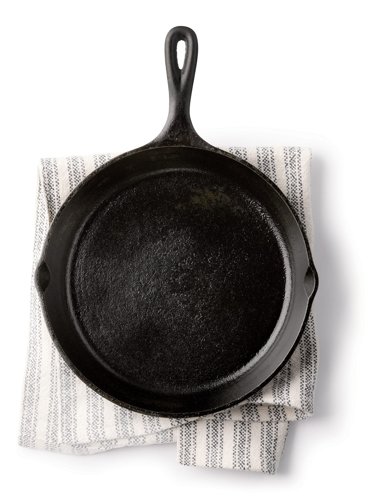 How To Season a Cast-iron Skillet