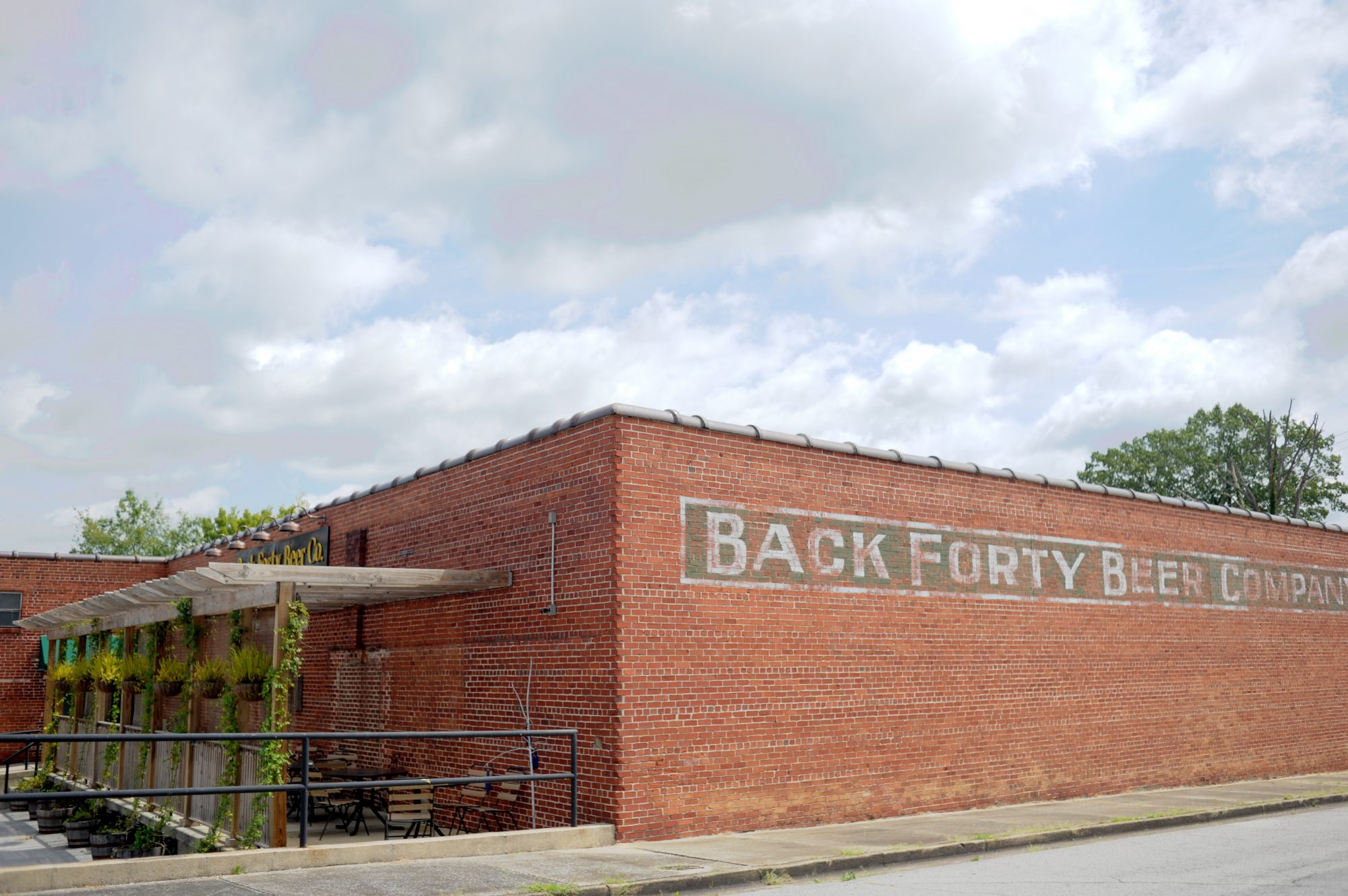 Back Forty Beer Company (Gadsden, Alabama)