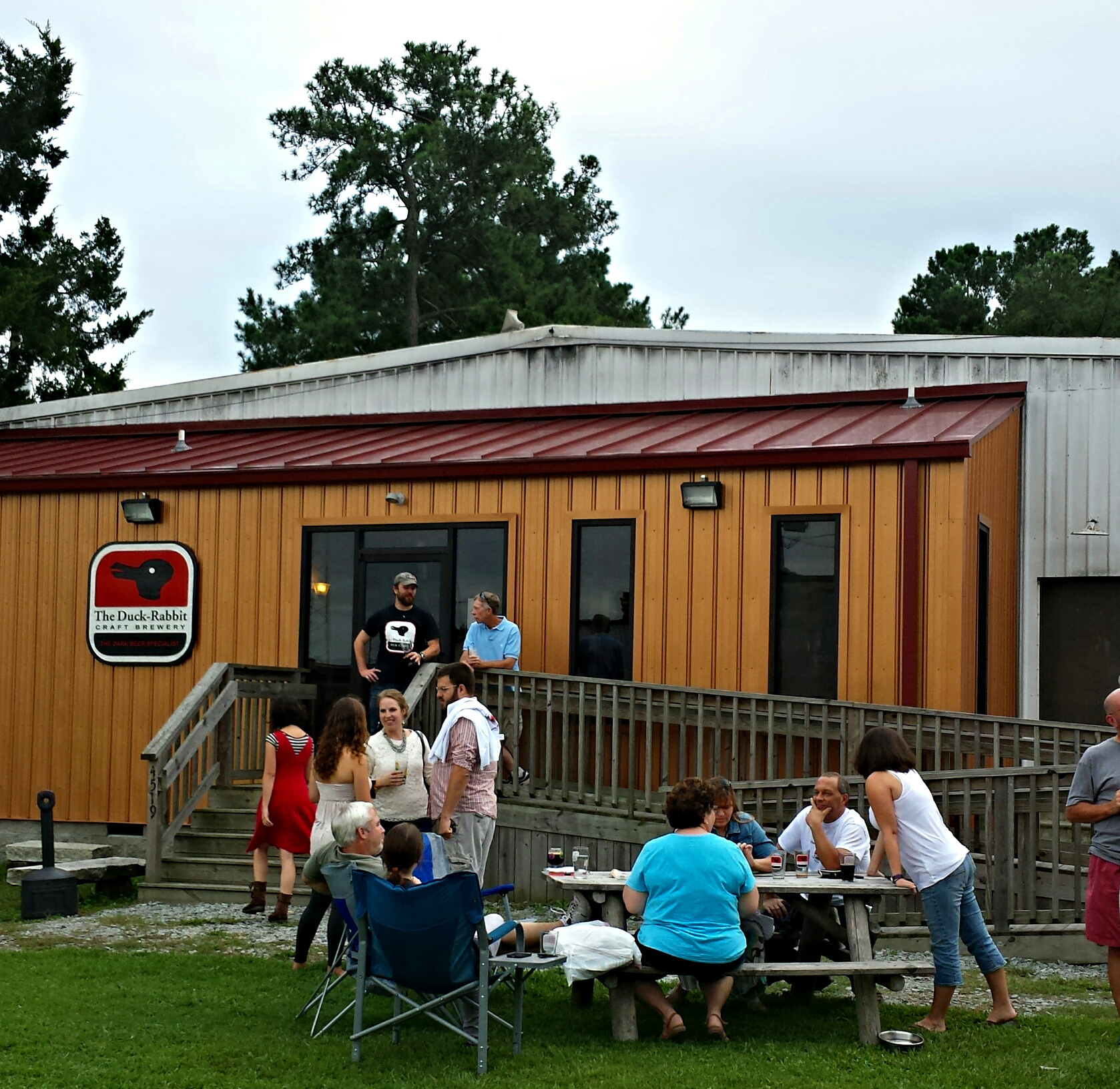 The Duck-Rabbit Craft Brewery (Farmville, North Carolina)