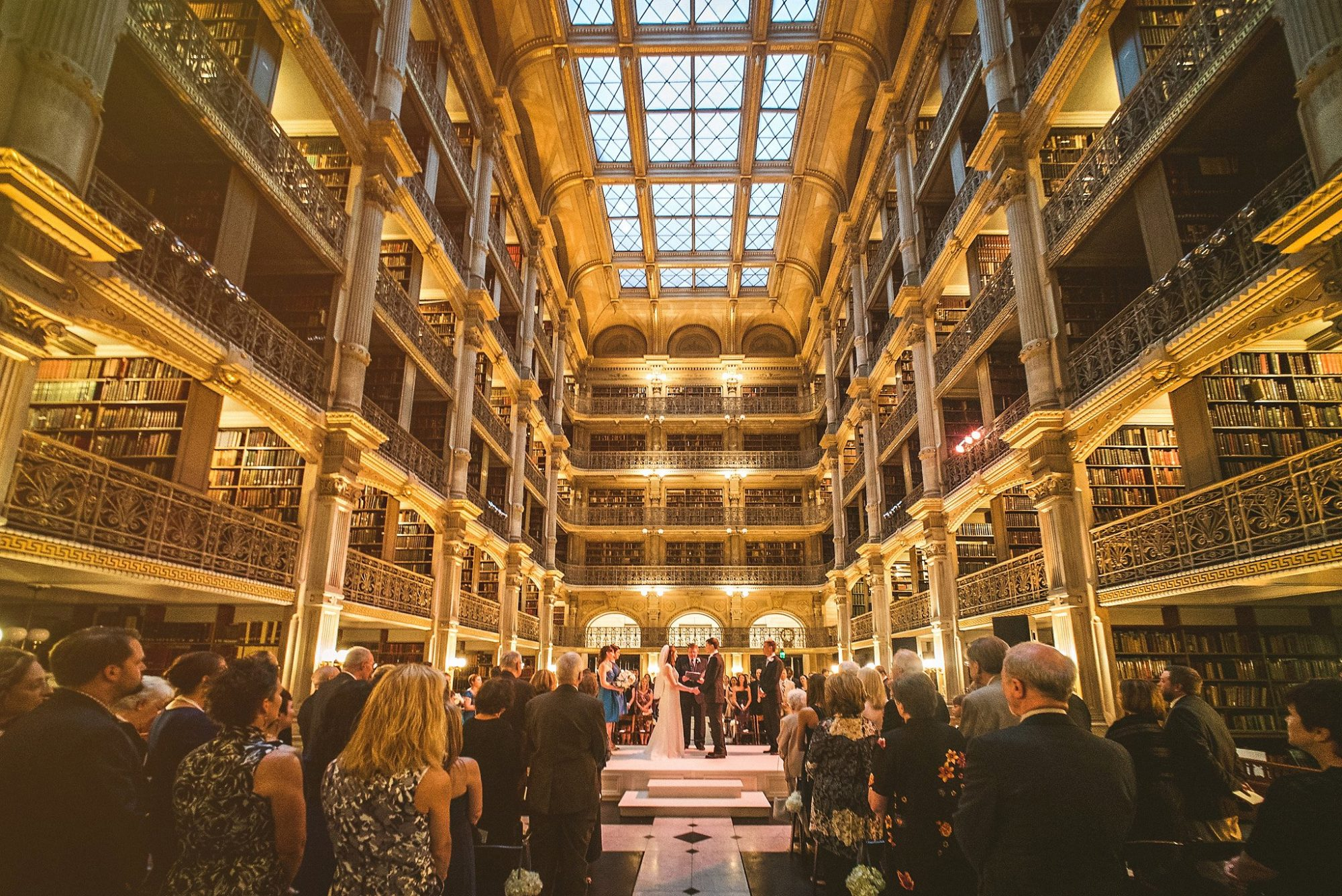 George Peabody Library (Baltimore, Maryland)