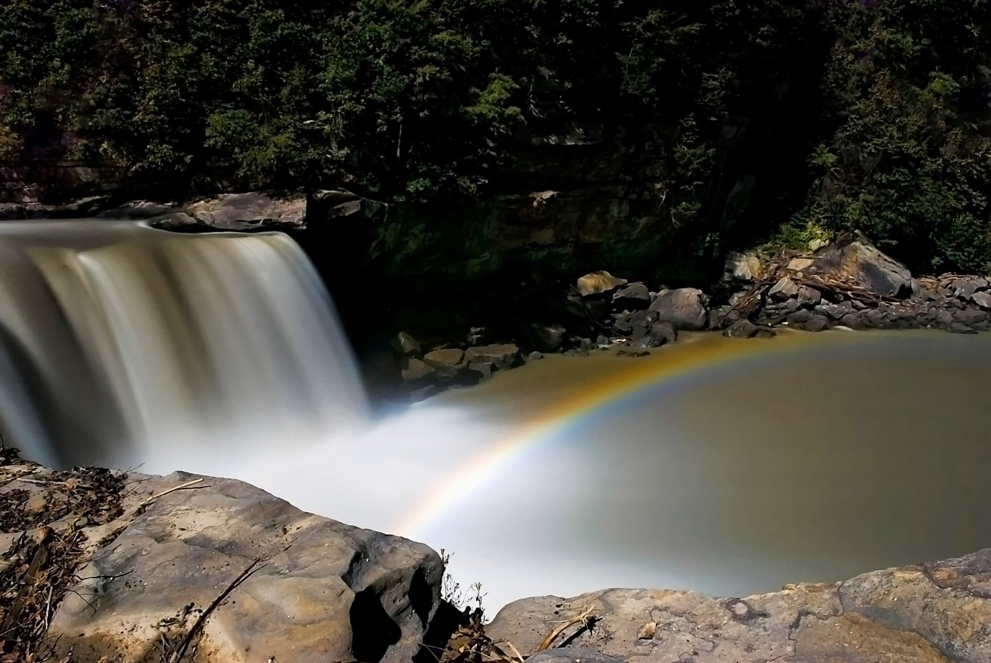 Cumberland Falls Moonbow (Kentucky)