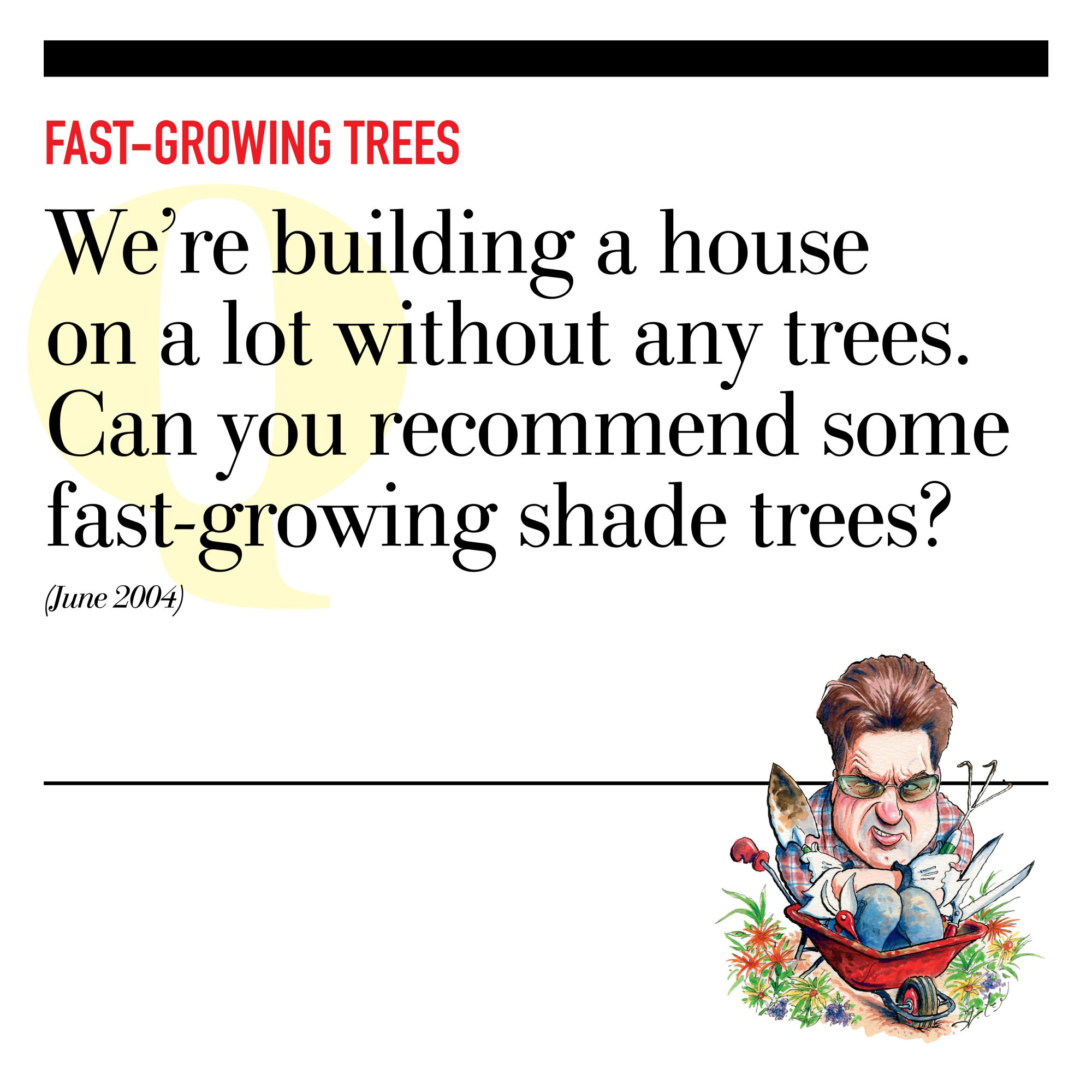 Fast-Growing Trees