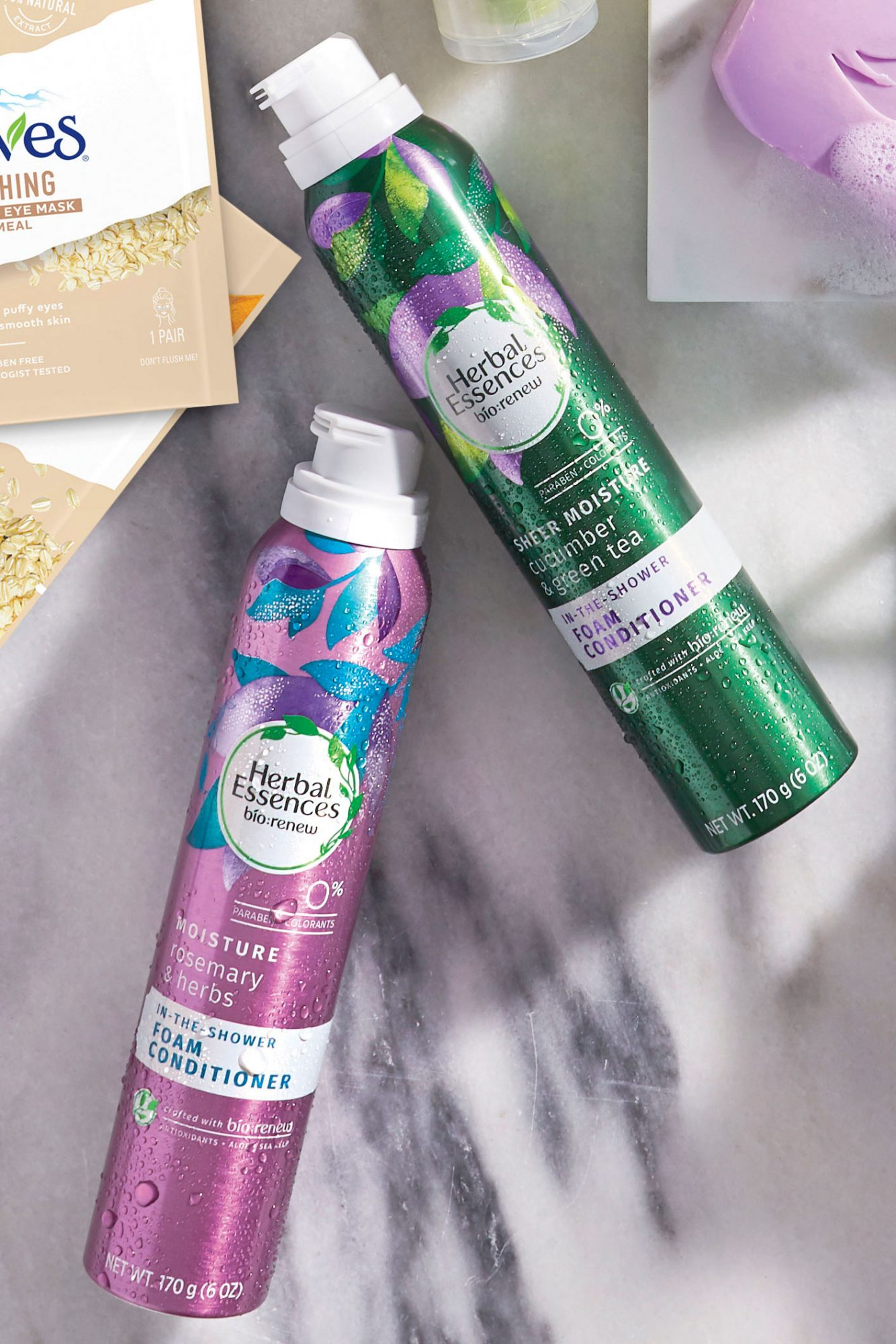 Herbal Essences Foam Conditioner