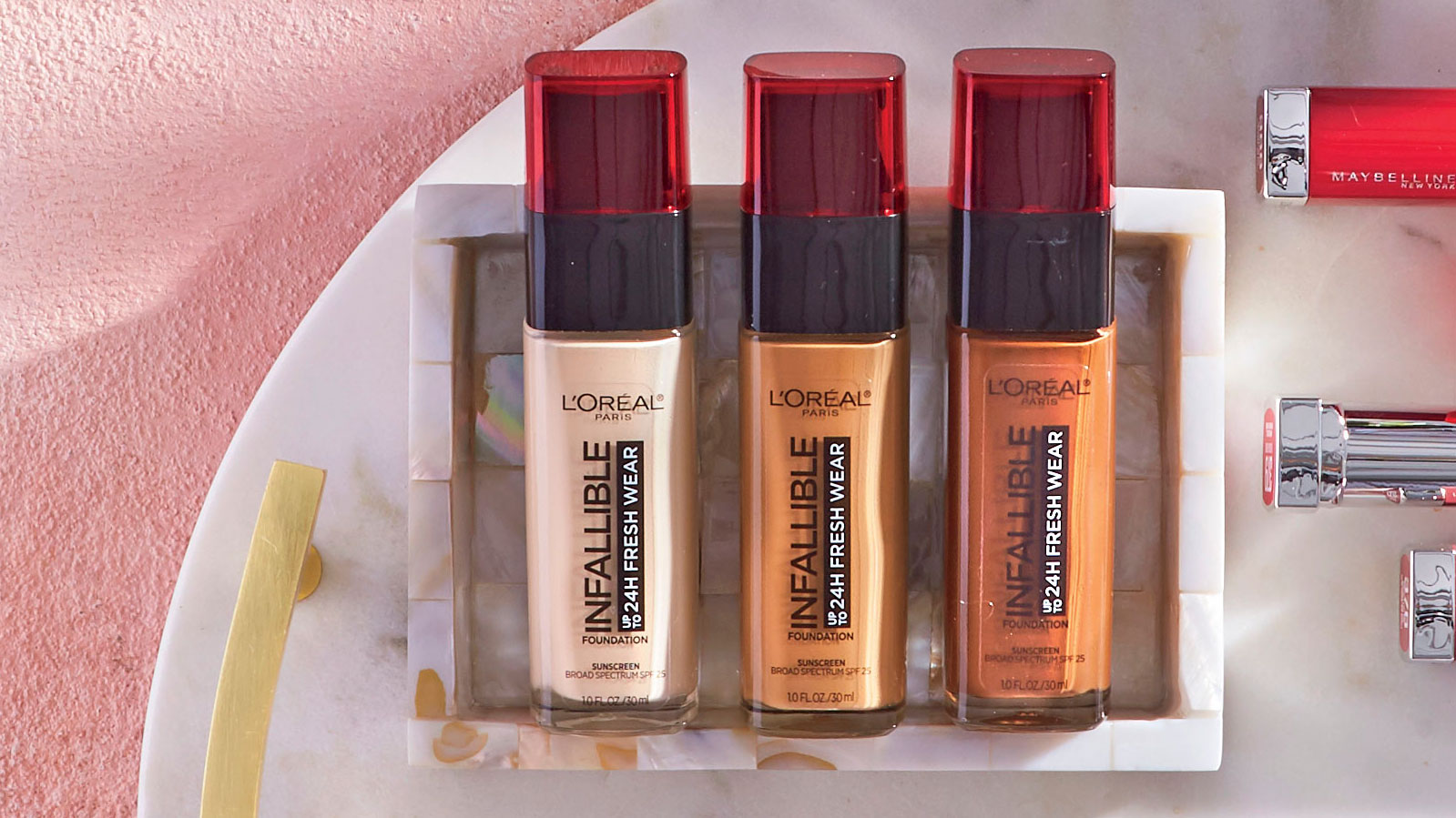 L'Oréal Paris Infallible up to 24HR Fresh Wear Foundation
