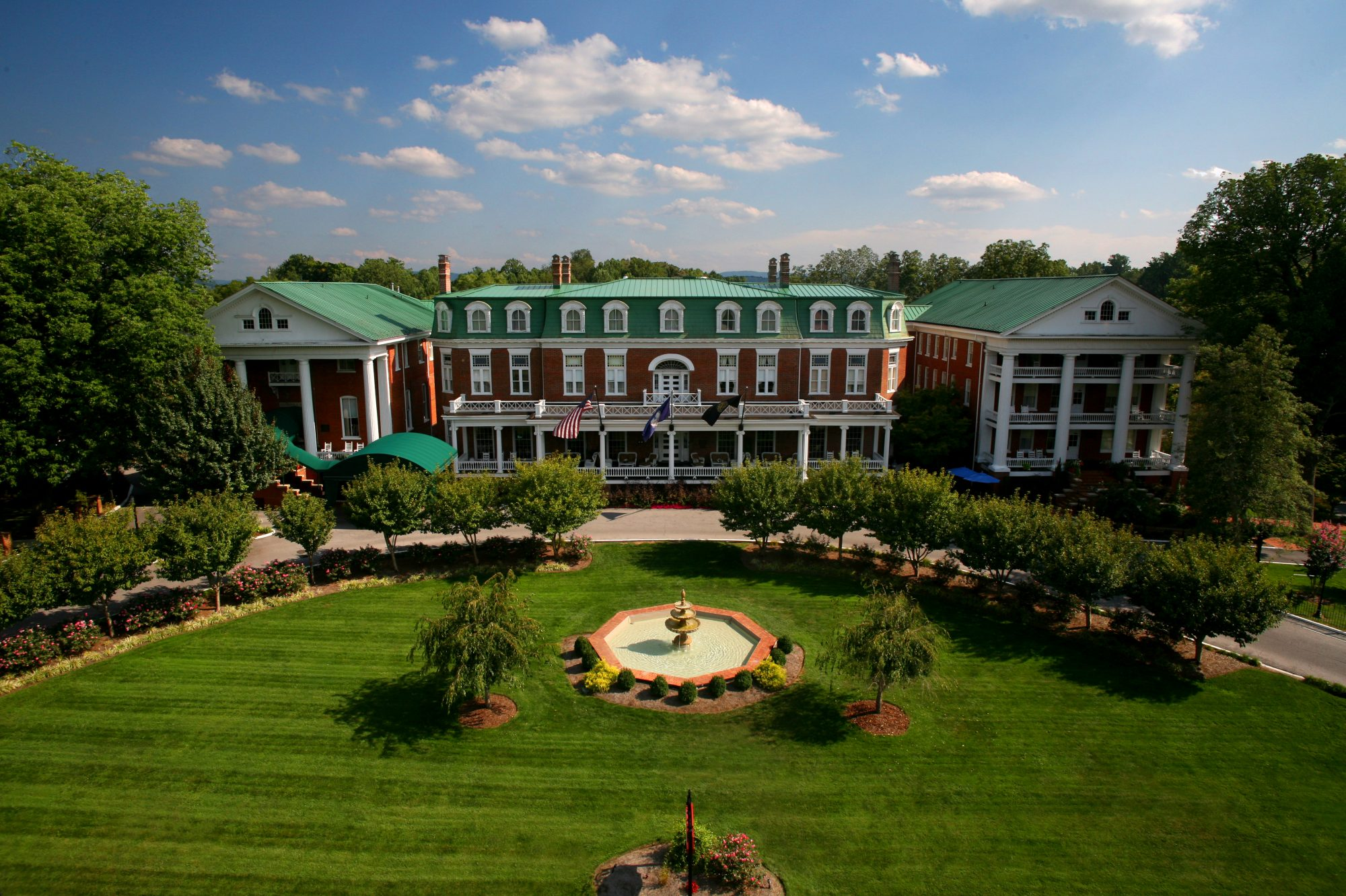 The Martha Washington Inn & Spa (Abingdon, Virginia)
