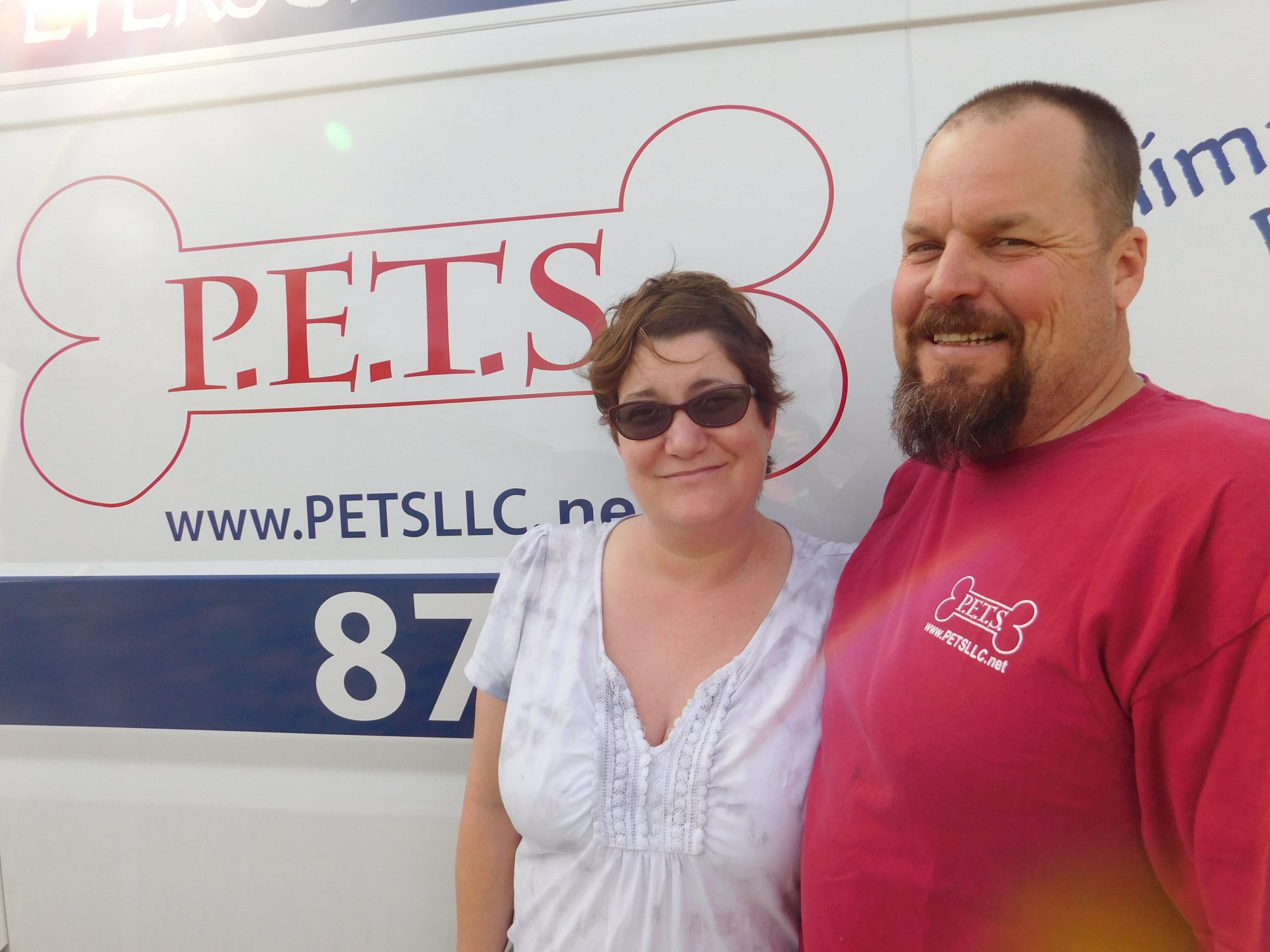 Pam and Kyle Peterson: P.E.T.S.