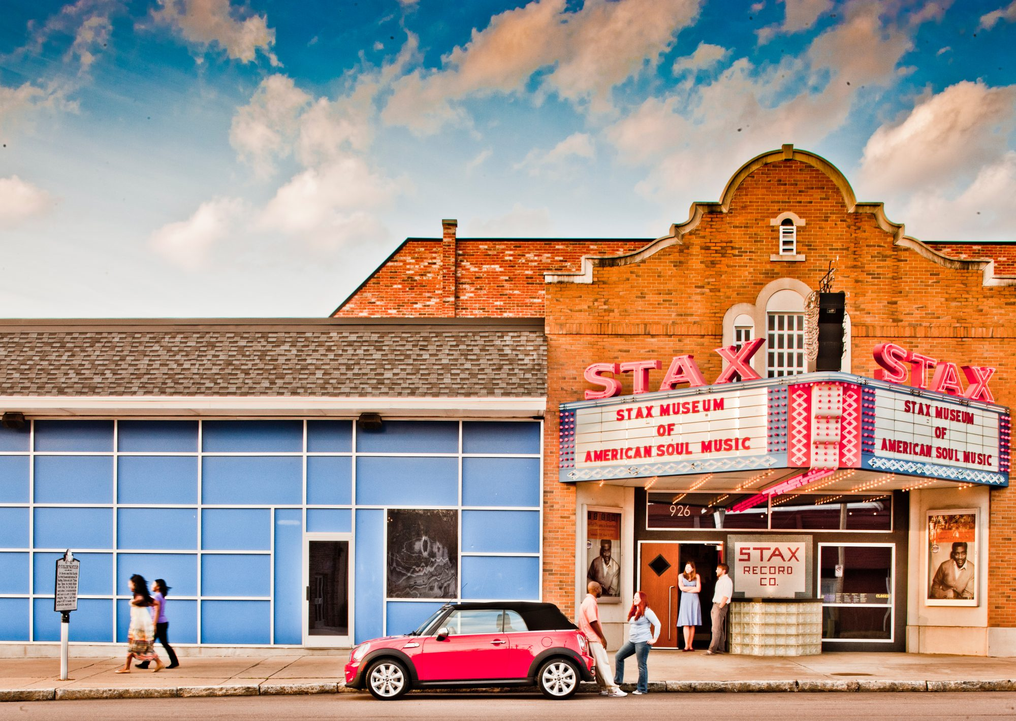 Stax Museum of American Soul Music (Memphis, Tennessee)
